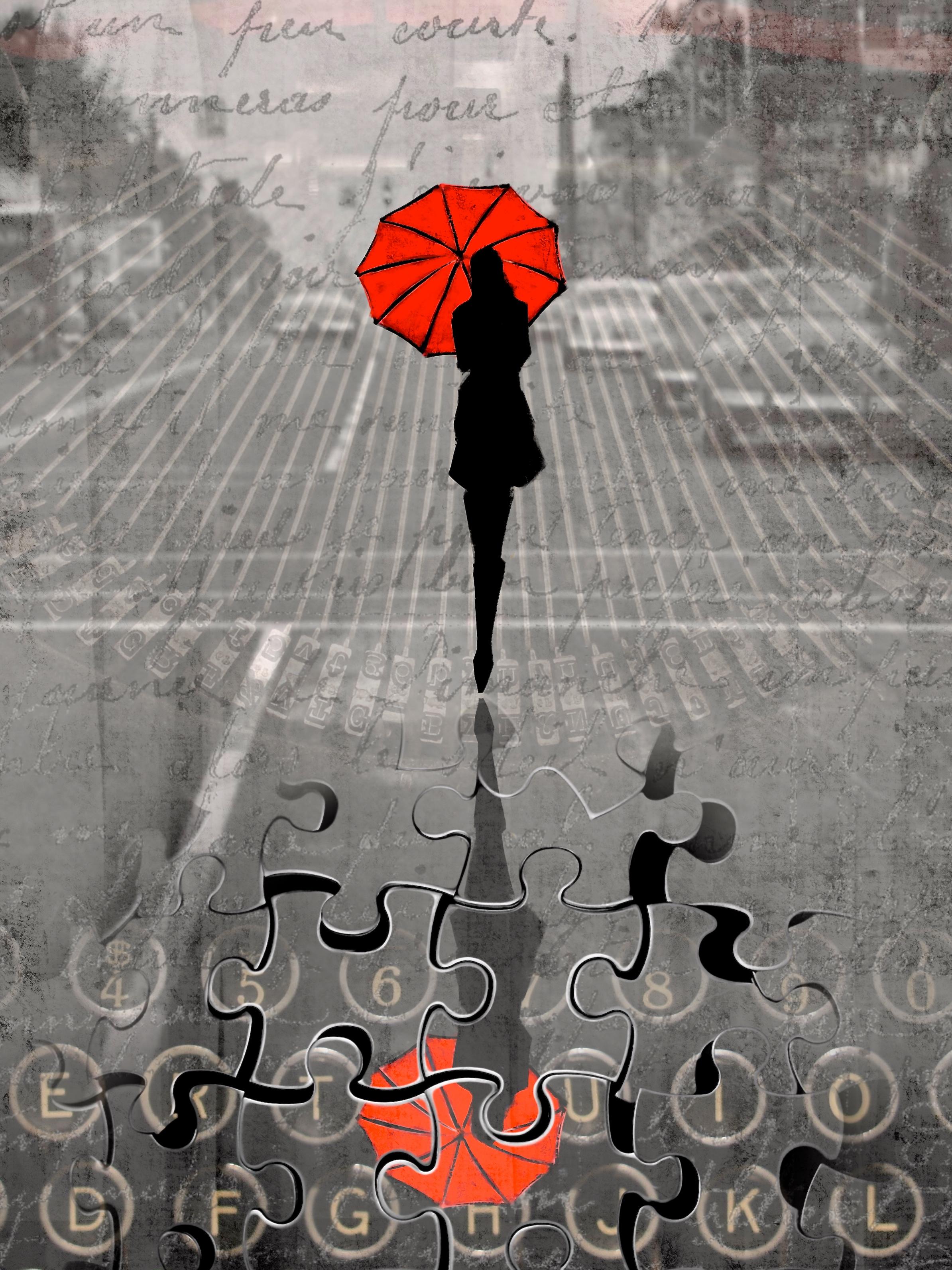 """One Rainy Day"""