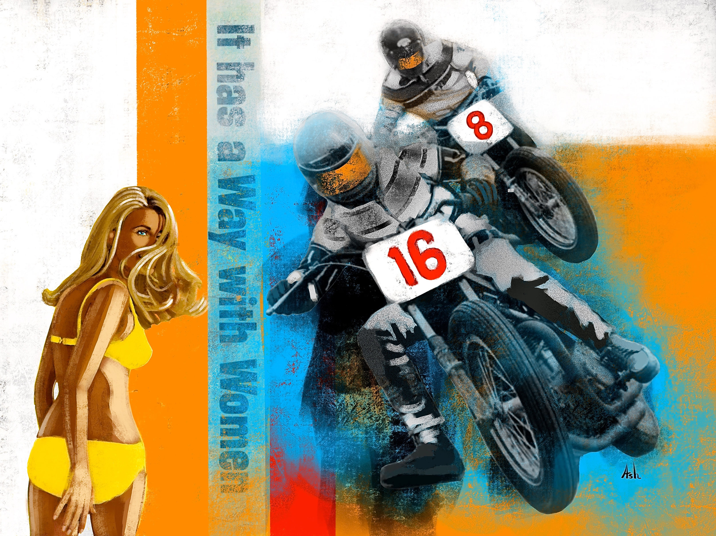 Sexy Racer