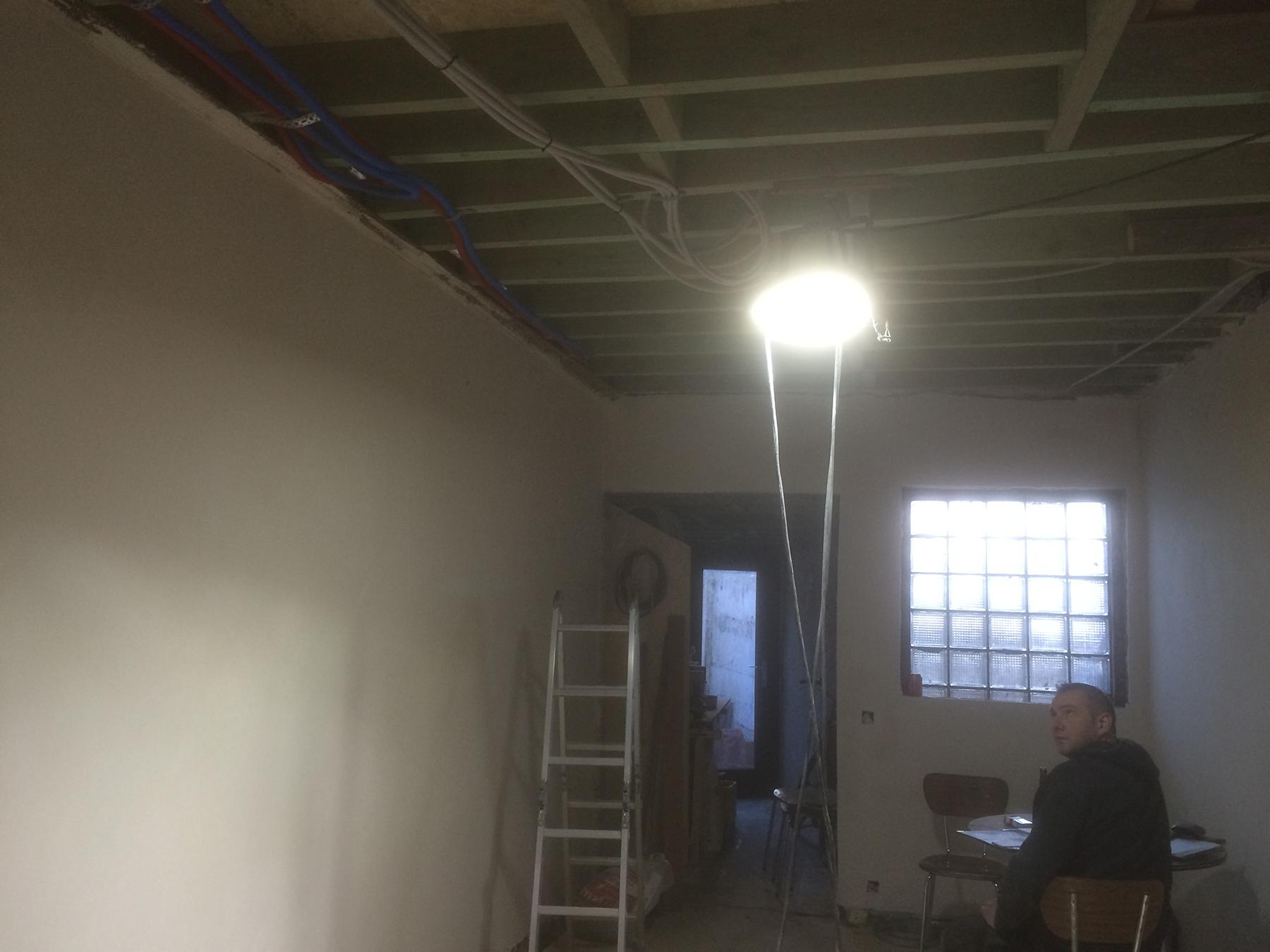 Totaalrenovatie Brugge - interieur - tijdens werken.jpg