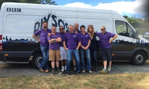AS SEEN ON THE BBC'S DIY SOS 'THE BIG BUILD' - Kaboodle have been busy this year providing our services to the DIY SOS team on life changing projects for deserving families across the UK.