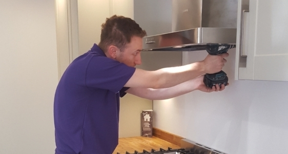APPLIANCE INSTALLATION - Our professionally trained and qualified two man teams are ready to deliver and install your kitchen appliance