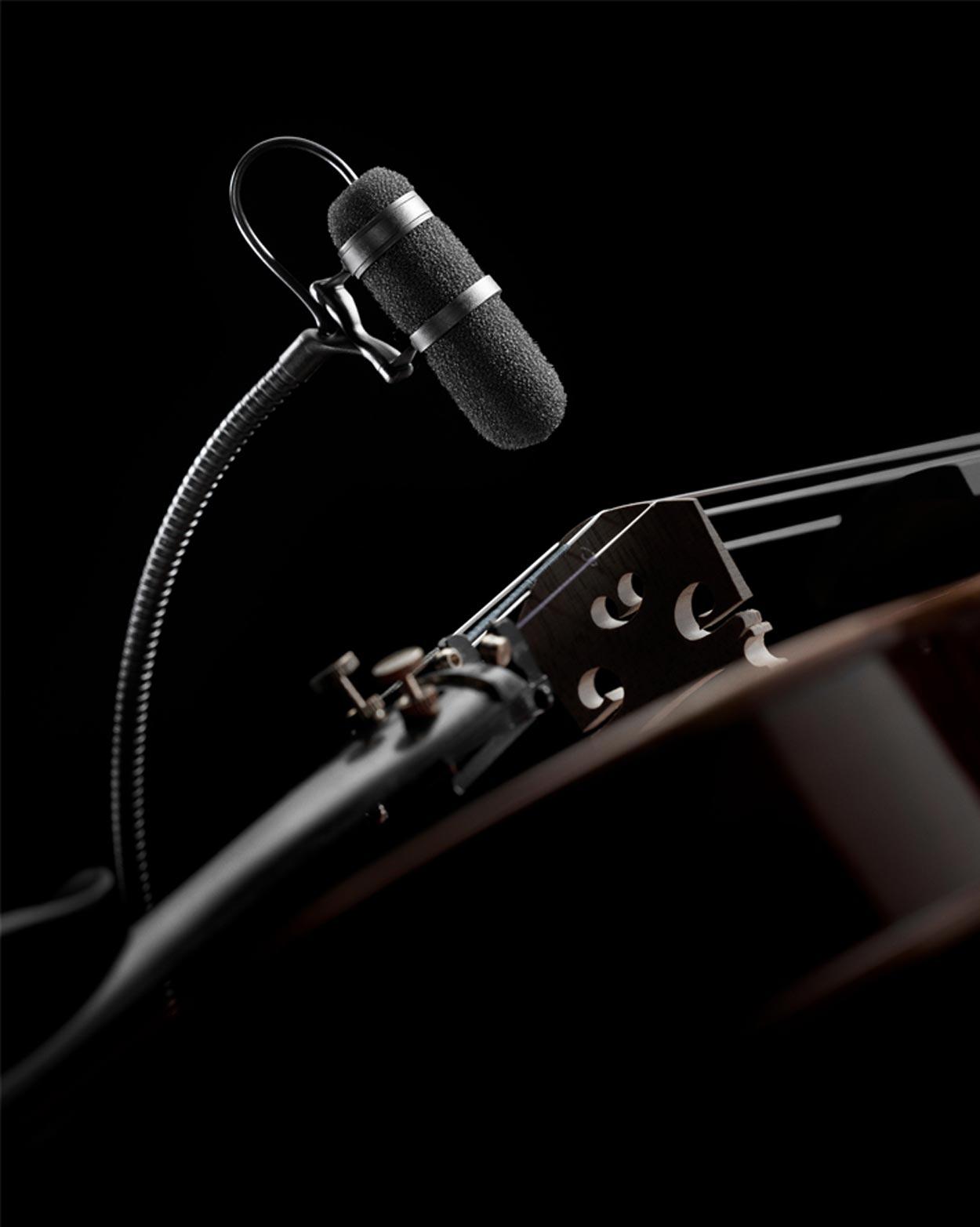 Mikrofon app optager violin