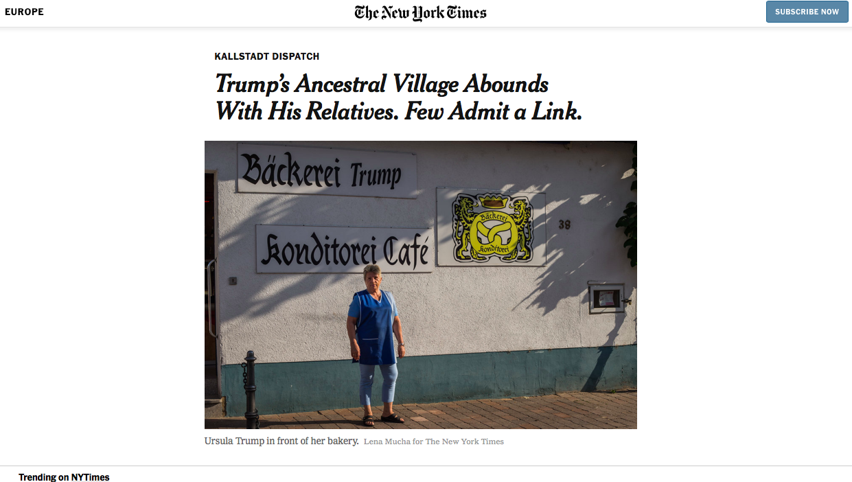 The New York Times, 02.07.2018