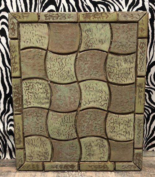 Shield Tile Pattern Neutral