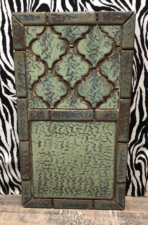 Handmade Arabesque Tile Design