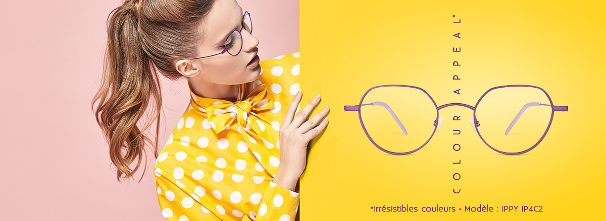 Our fabulous Oxibis range is especially for ladies with petite faces who sometimes have difficulty finding a frame that fits them properly. No more slipping down the nose, just an extremely comfortable, correctly fitted frame.
