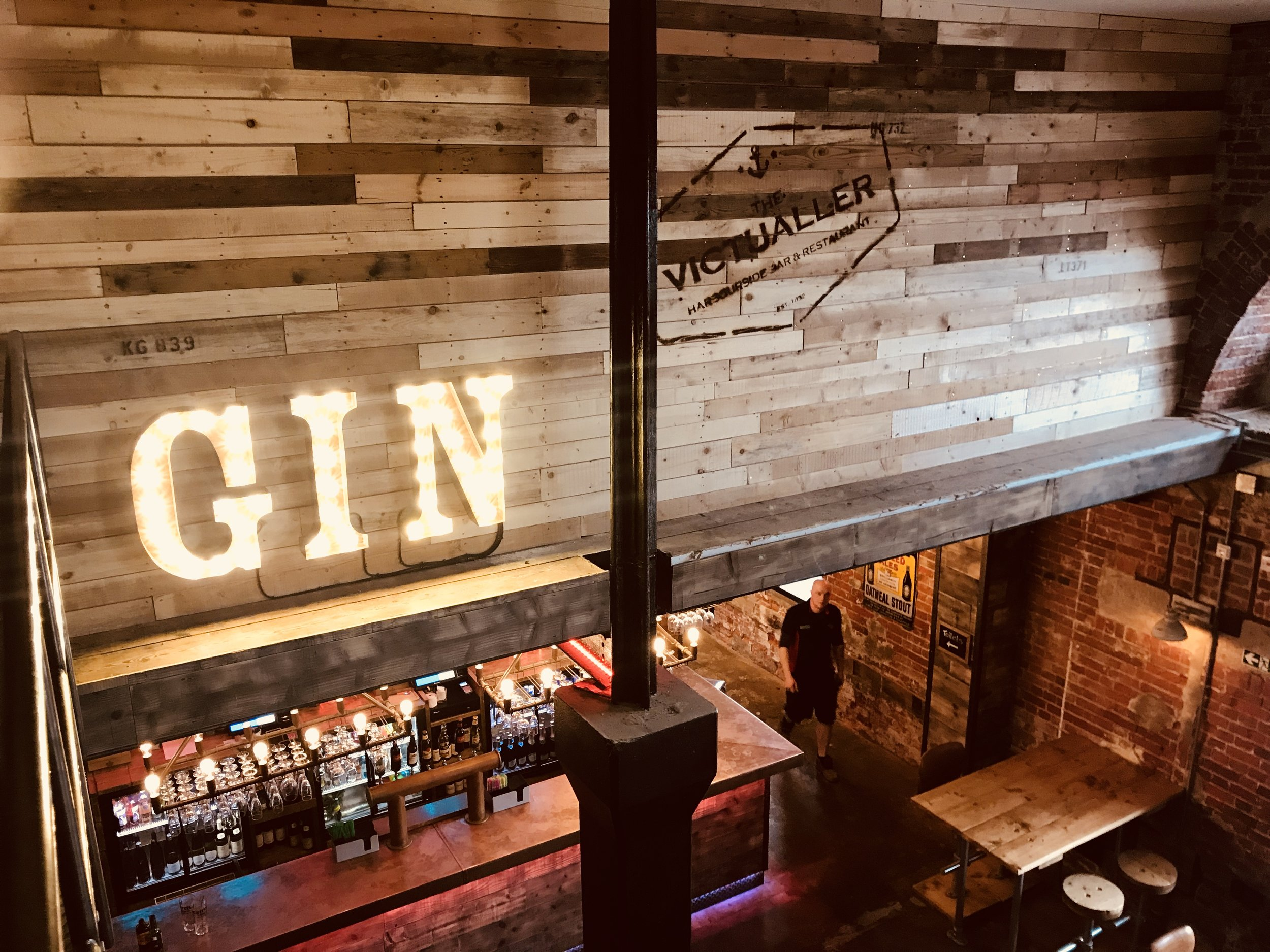 Gin Bar available for Private Hire