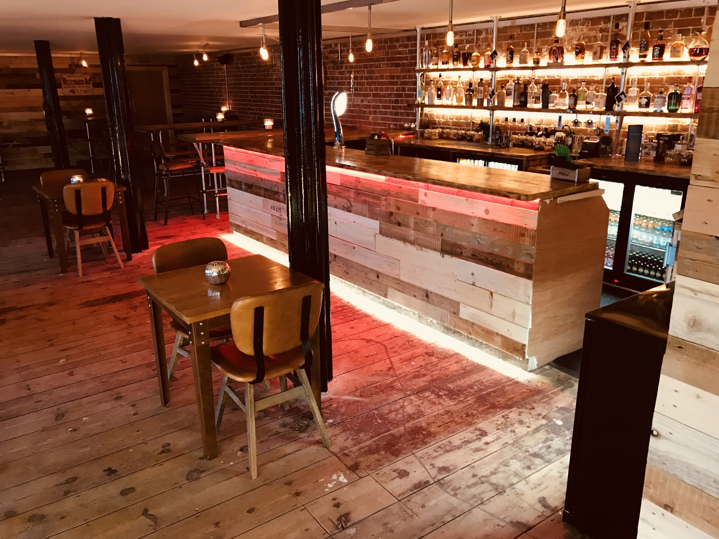 The Gin Joint at The Victualler