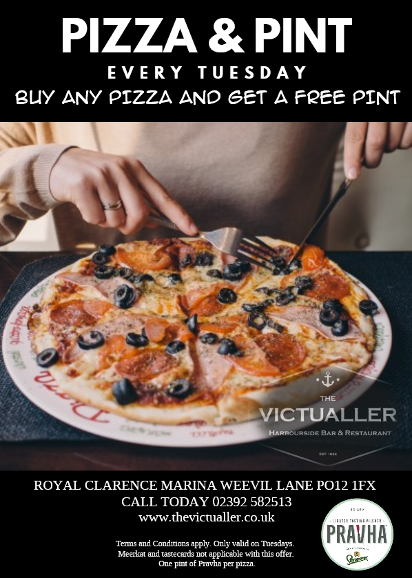 Tuesday Pizza & FREE Pint OF PRAVHA … - Enjoy a FREE Pint of Pravha with your pizza…