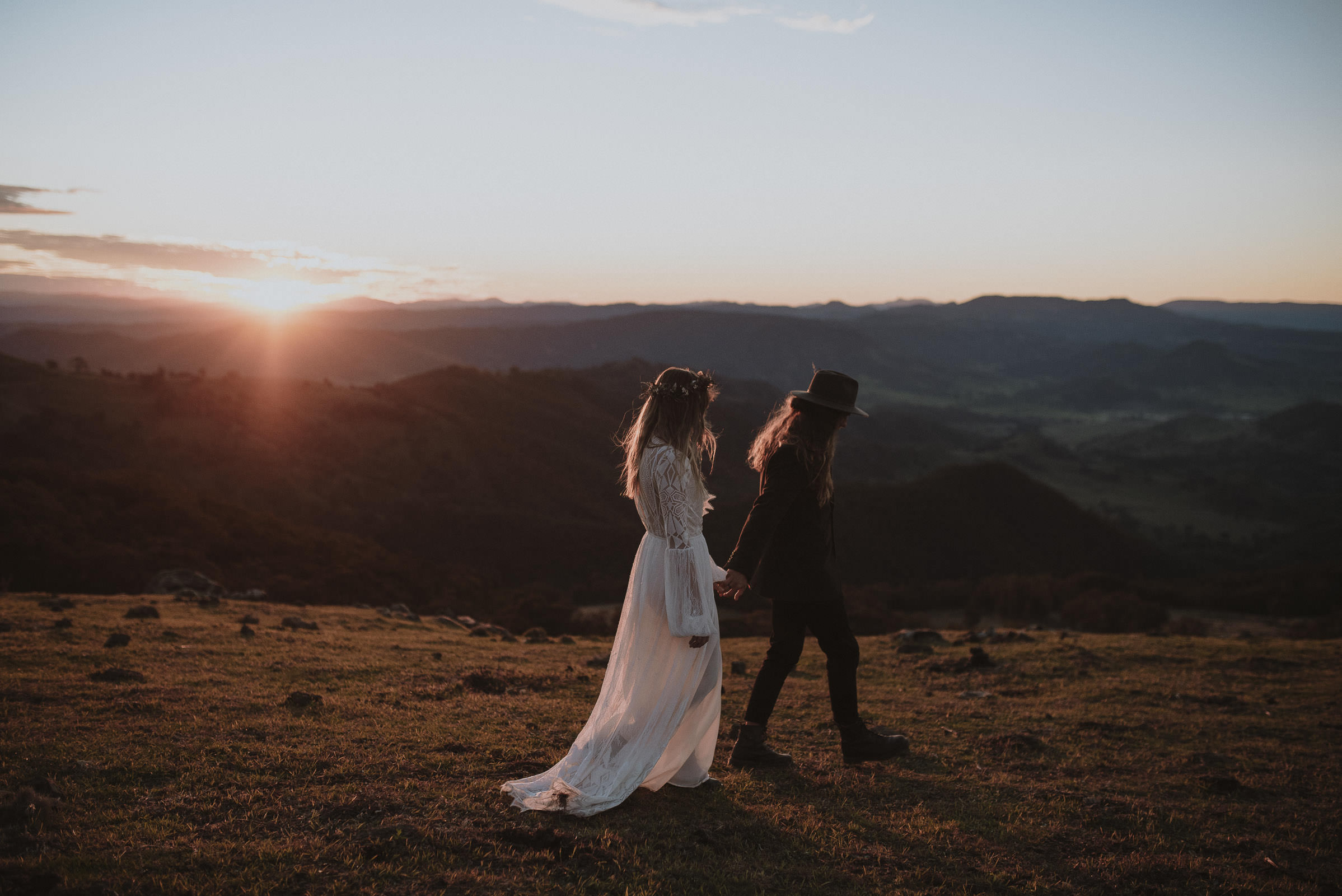 Barrington Tops Elopement