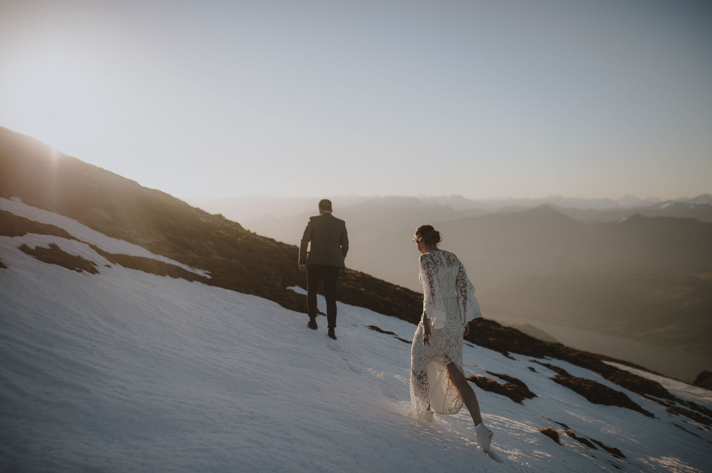 New Zealand Elopement!