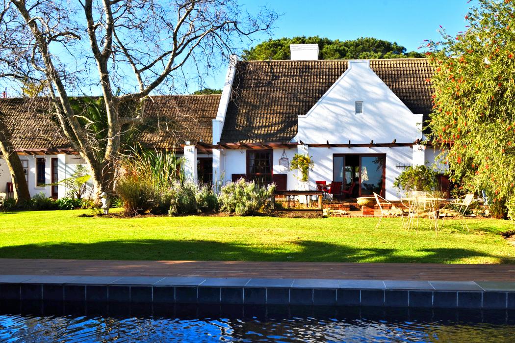 Chelaya Homestead from the garden