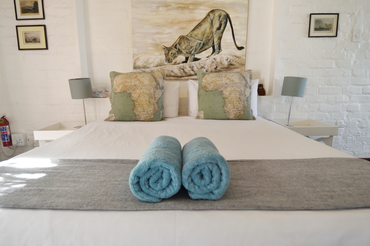 The Garden Suite - Luxury accommodation unit in Somerset West