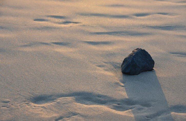 Usikker levetid: Hogd i stein eller skrevet i sand?