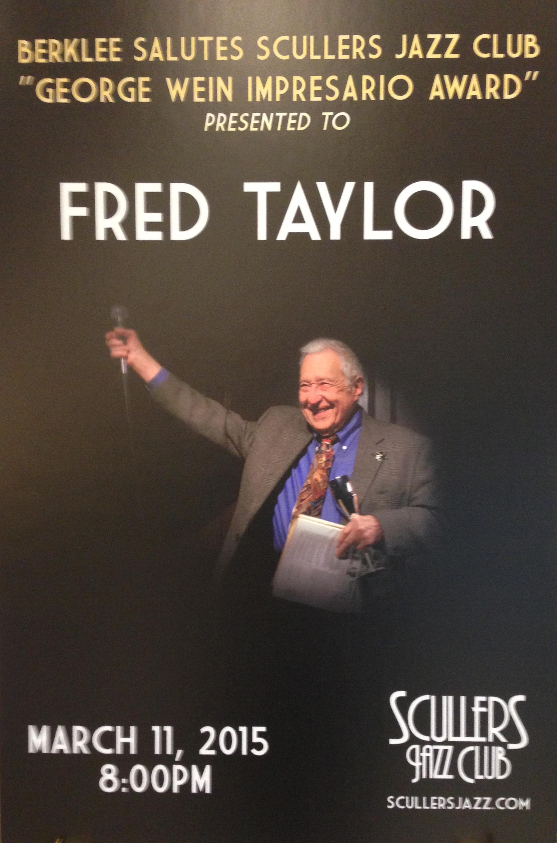 Fred Berklee Award.JPG