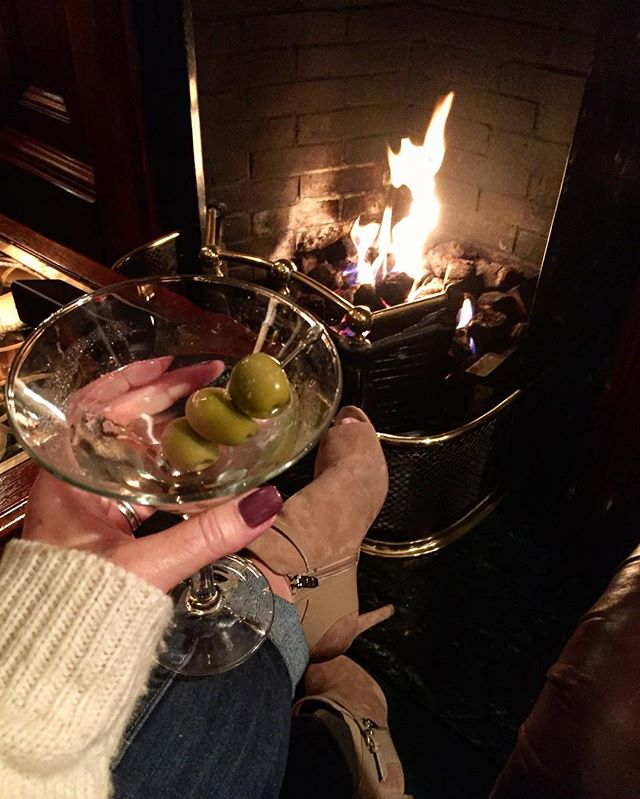 Such a memorable evening. Sitting in leather chairs, by the fire at The Charlotte Inn, in Edgartown, Martha's Vineyard with my husband. The Charlotte Inn is a stunning relais chateaux property and historic home / inn full of antiques and collections from the owners own travels and collections. While supplies last, I was able to find the boot I have, but in black, and another style that is similar.