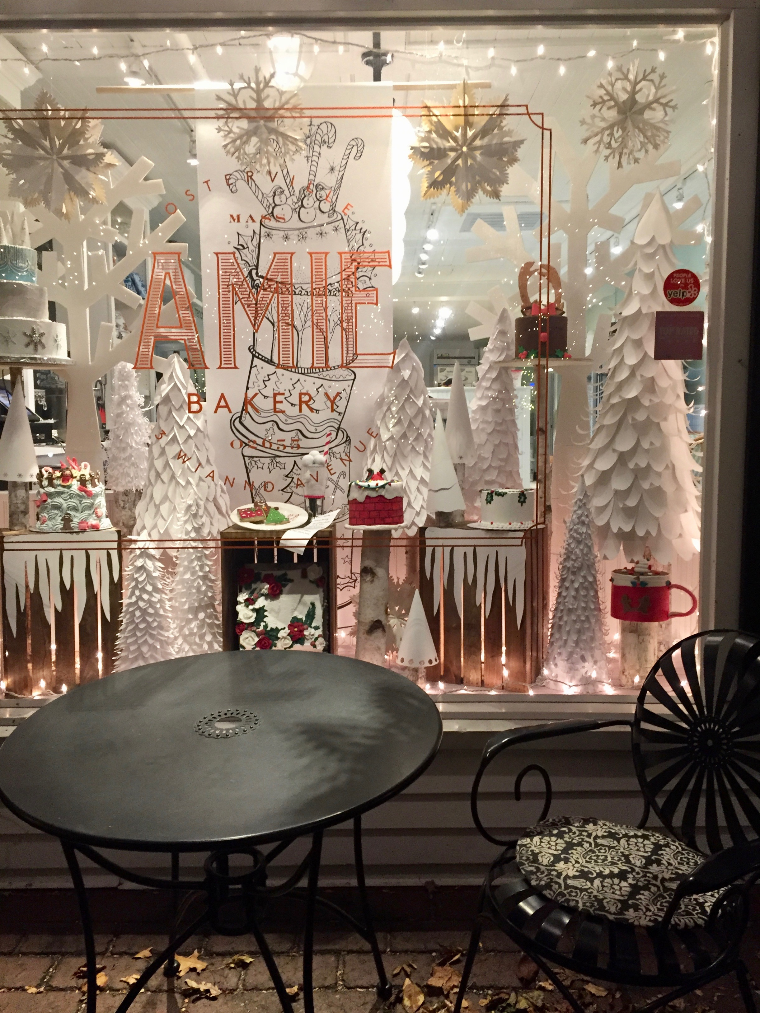 Aimee Bakery in Osterville MA Cape Caod