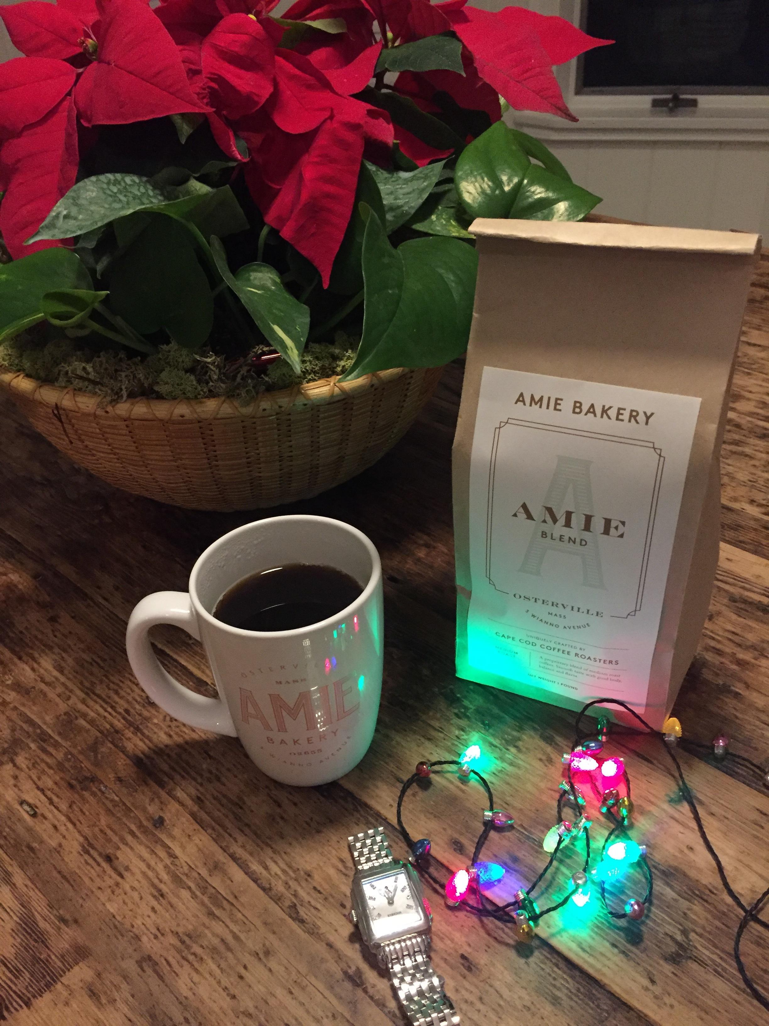 Coffee Christmas time