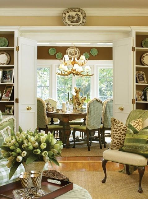 Photo credits and information from our Pinterest Page  Via South Shore Decorating