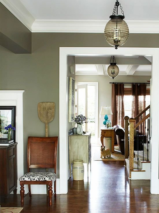 Photo credits and information from our Pinterest Page  Via Better Homes and Gardens