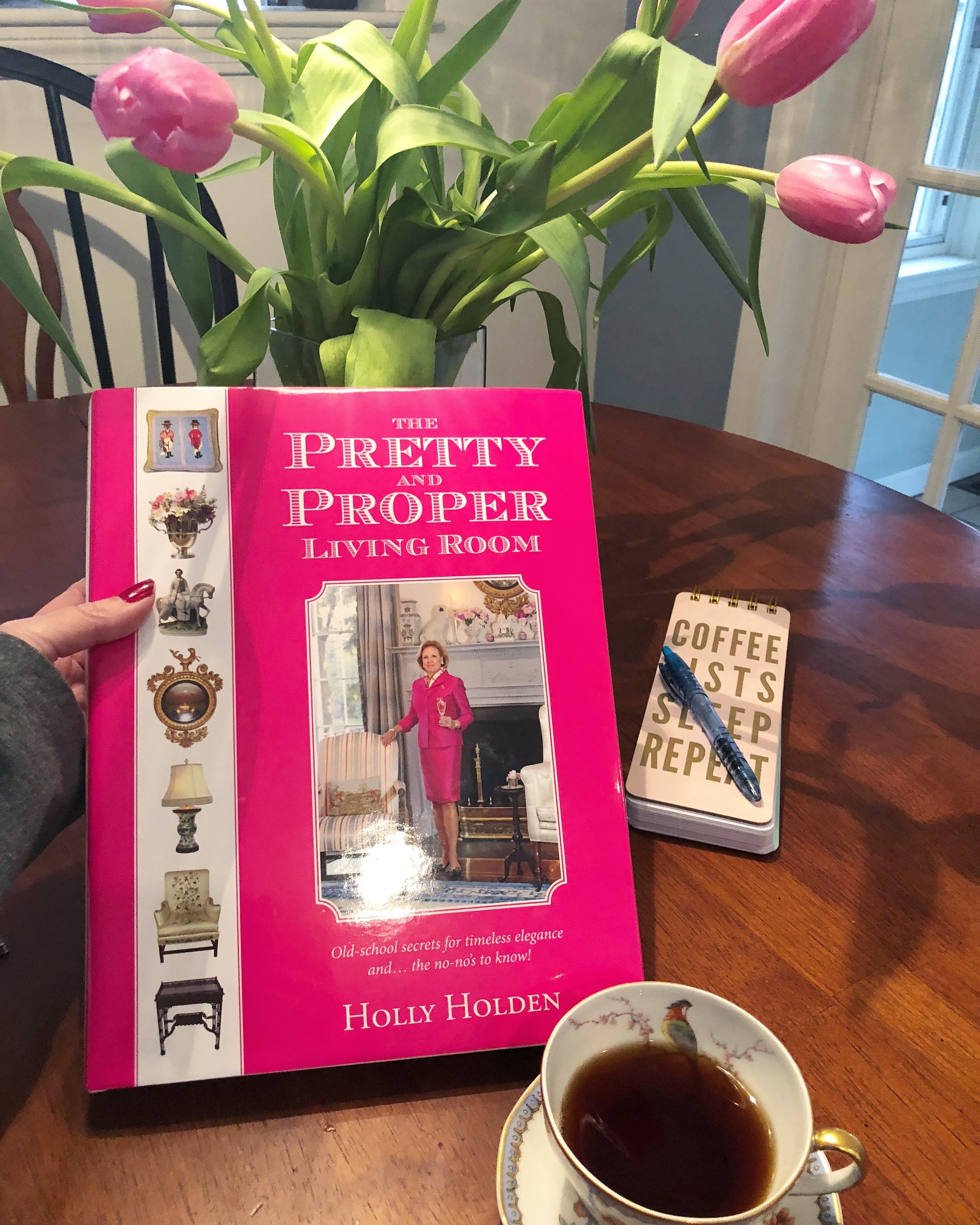 The Pretty and Proper Living Room Book Review