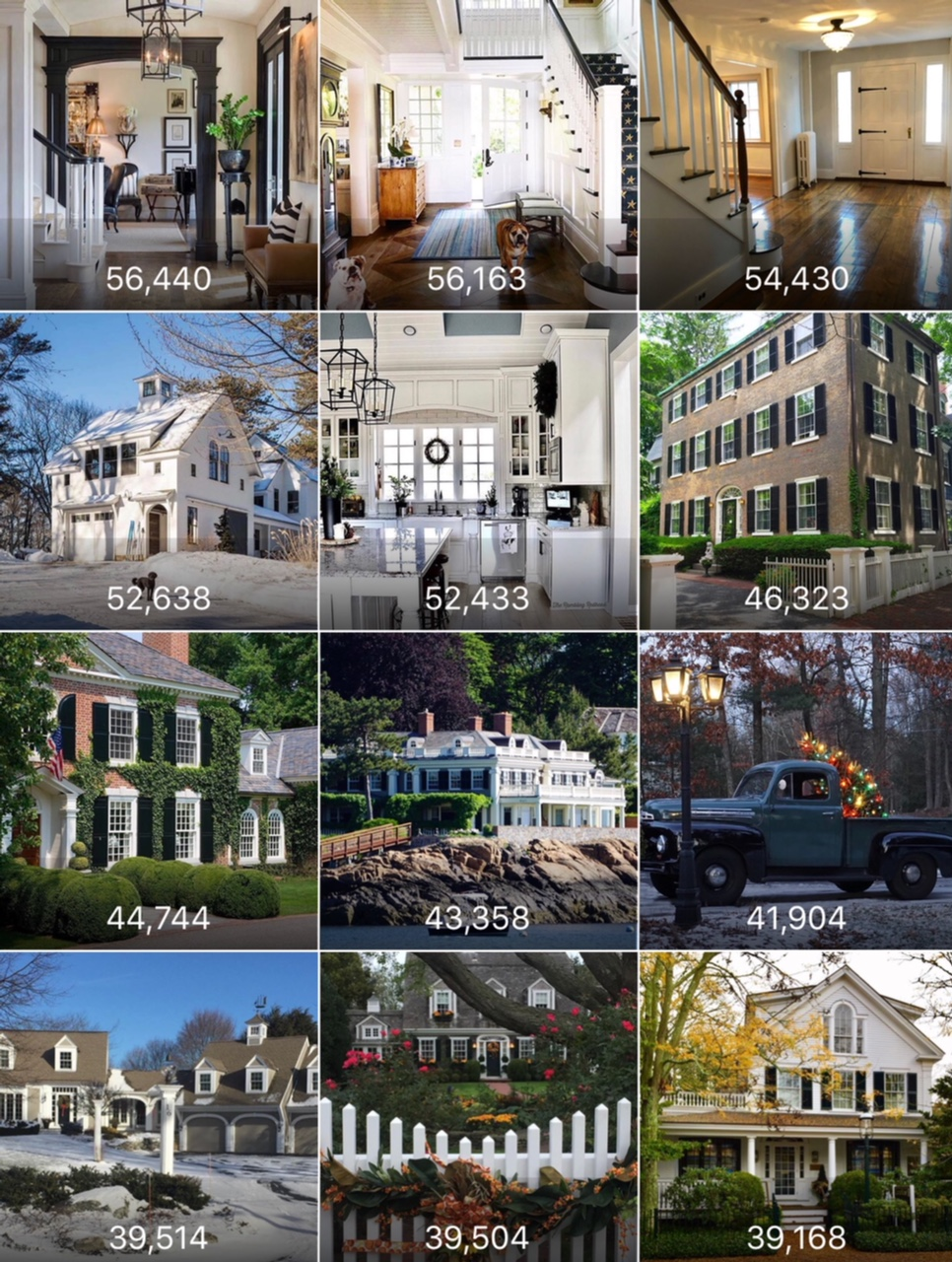 Your antique or luxury historic home could be listed here and/or on our social feeds! - Contact us to find out more.