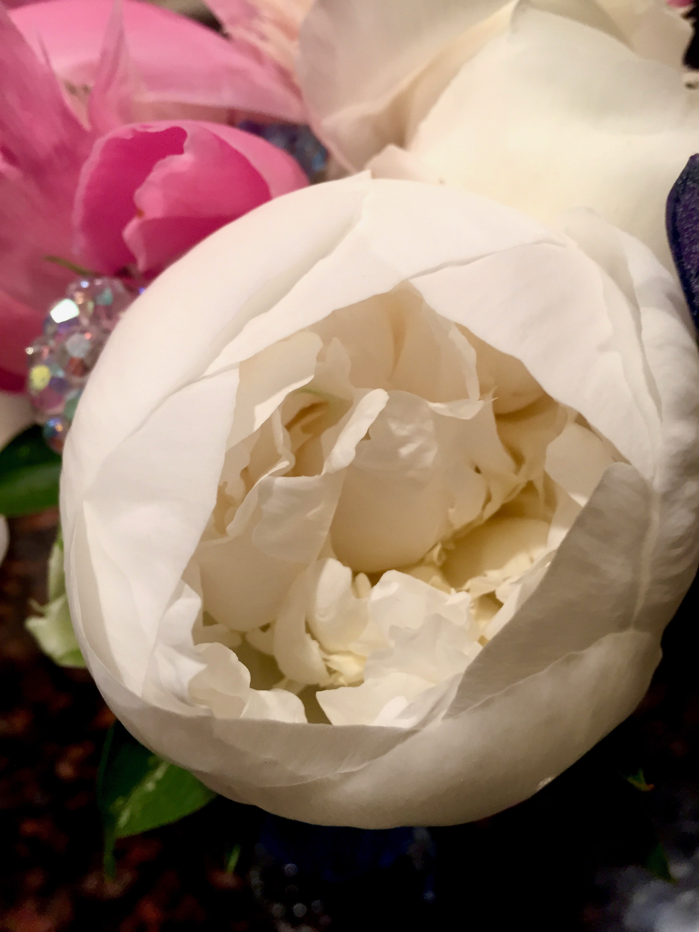 peony floral wedding bouqet with jewelry .jpg