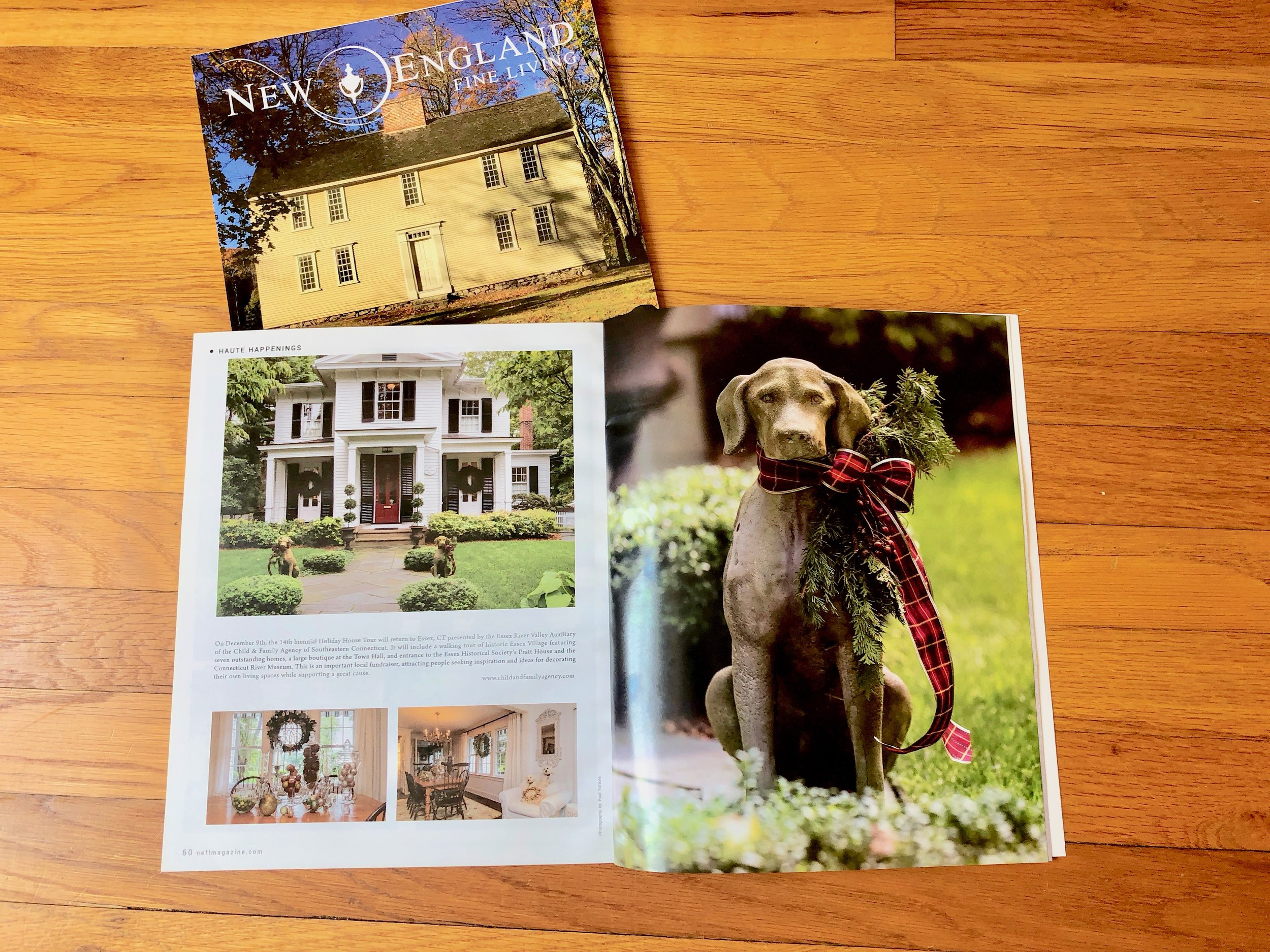Photo Via New England Fine Living Magazine