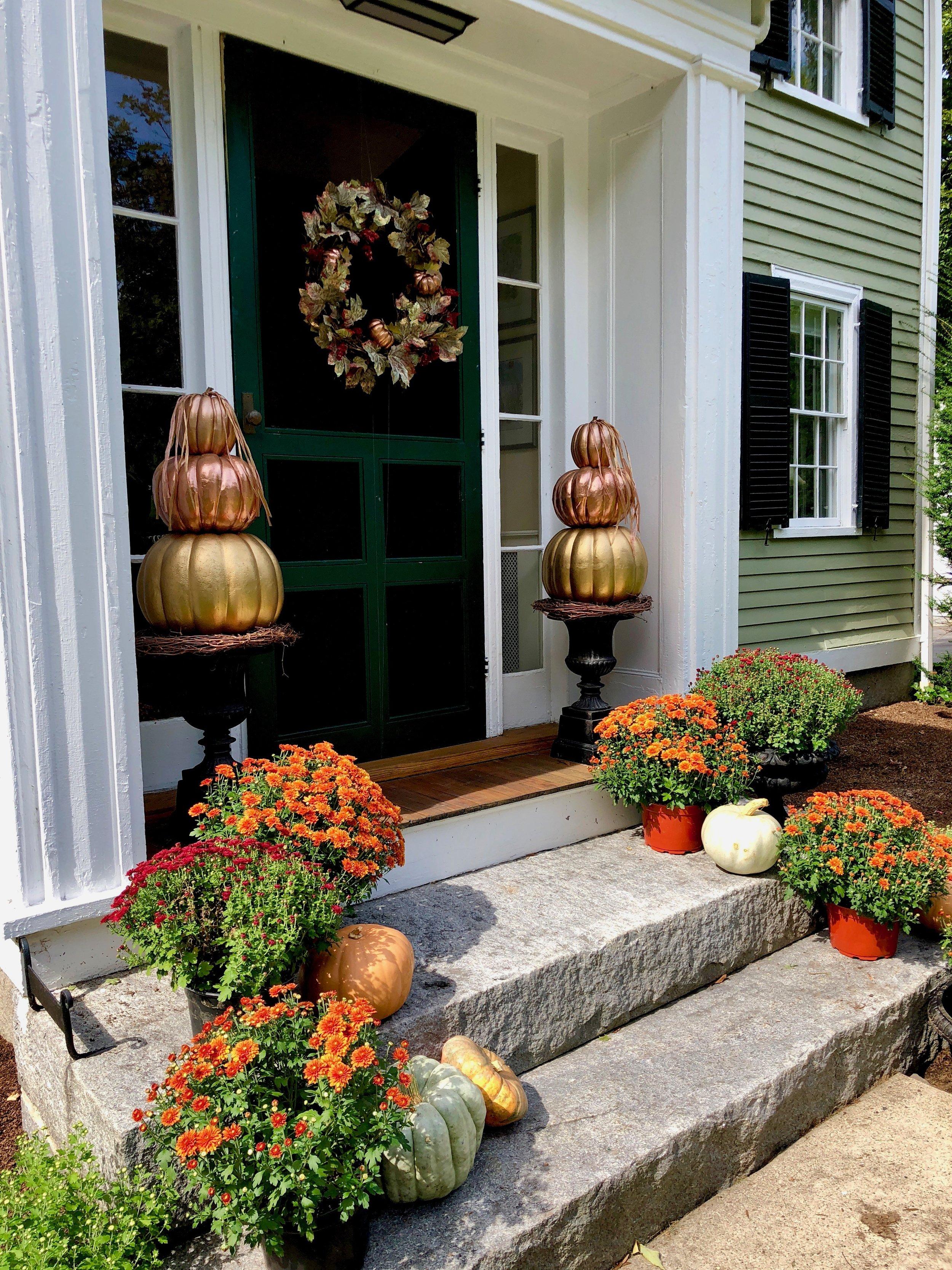 New England Fine Living front door fall.jpg