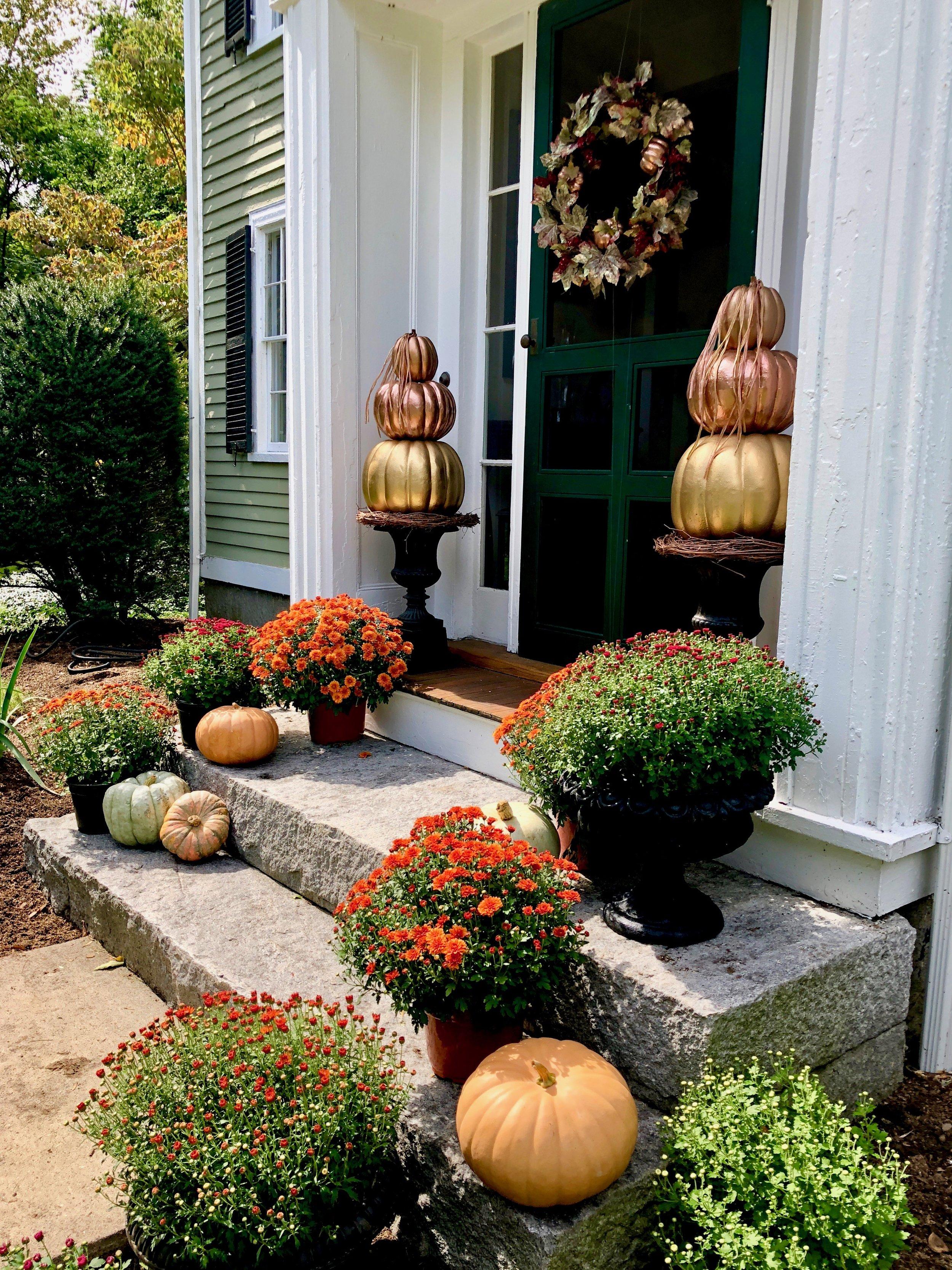 fall front door front porch decorations.jpg