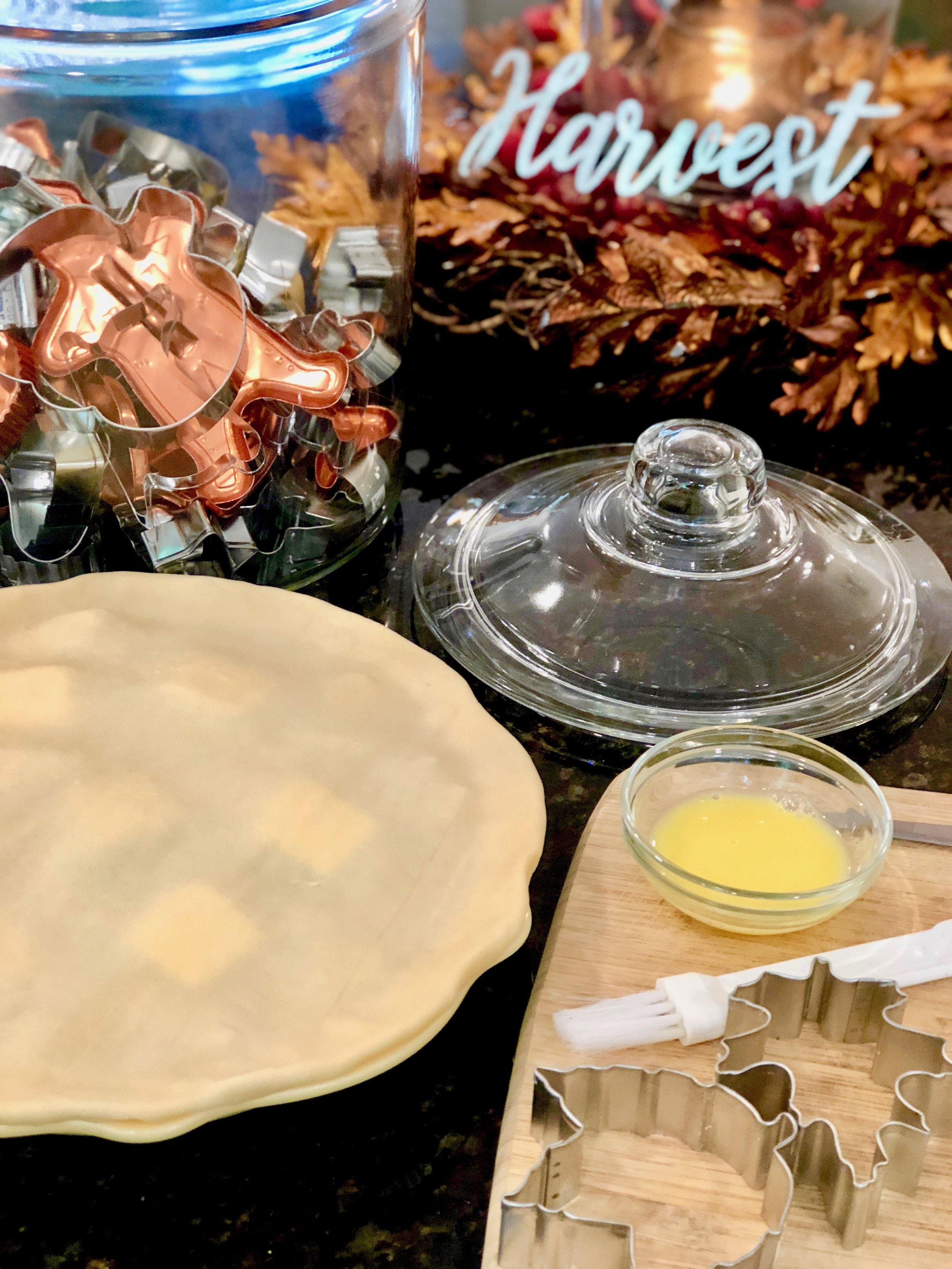 butter in apple pie