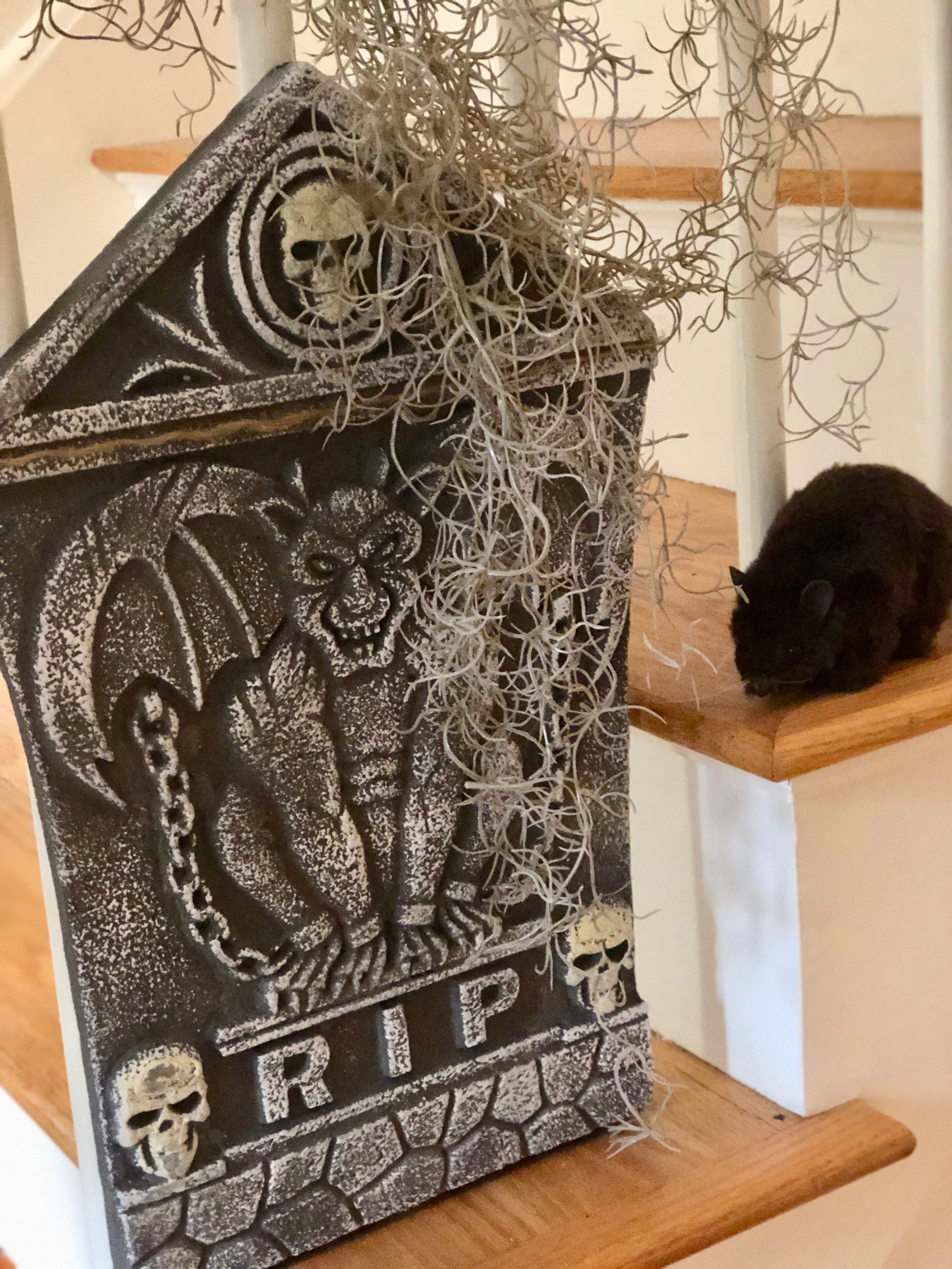 halloween decorations in home