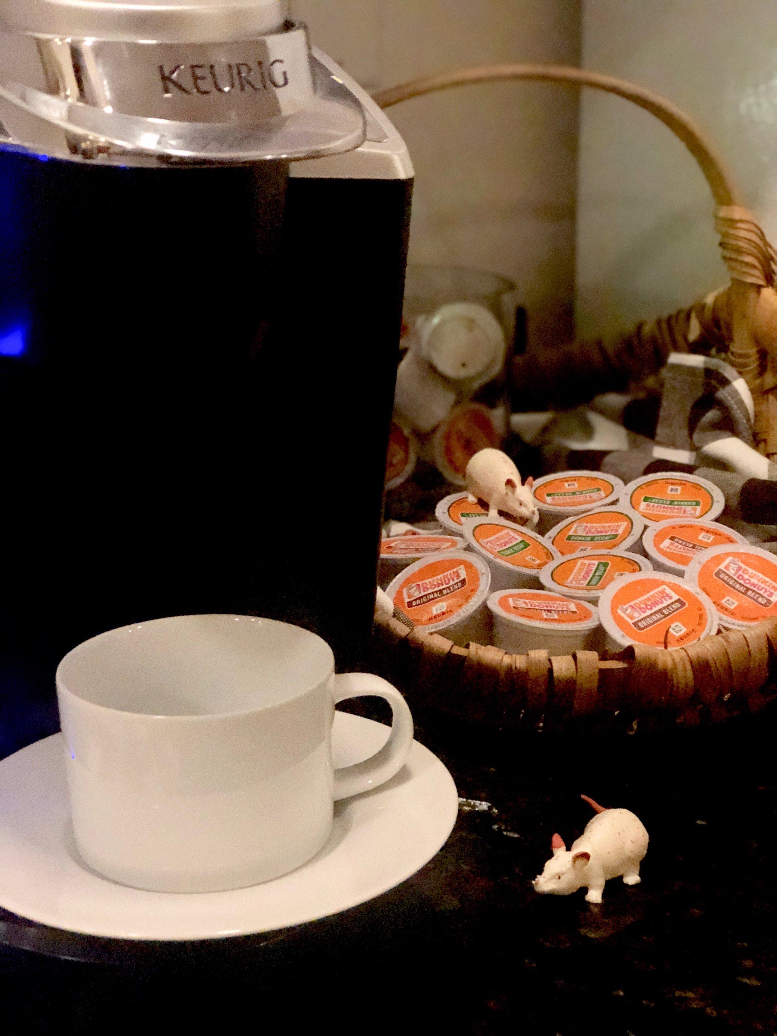 coffee buffet