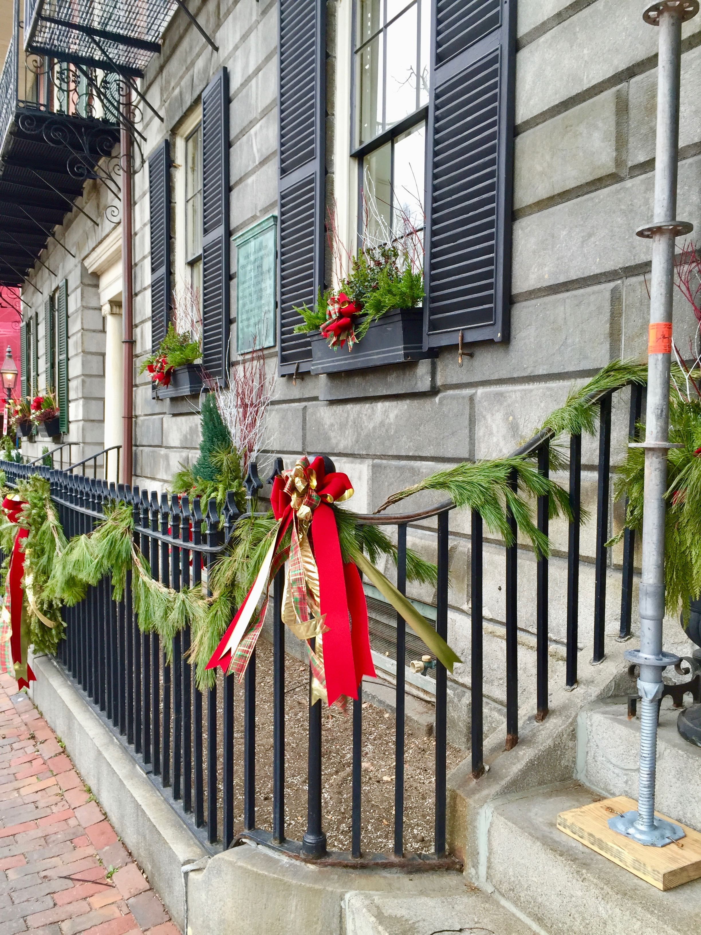 Beacon Hill Christmas Decorations