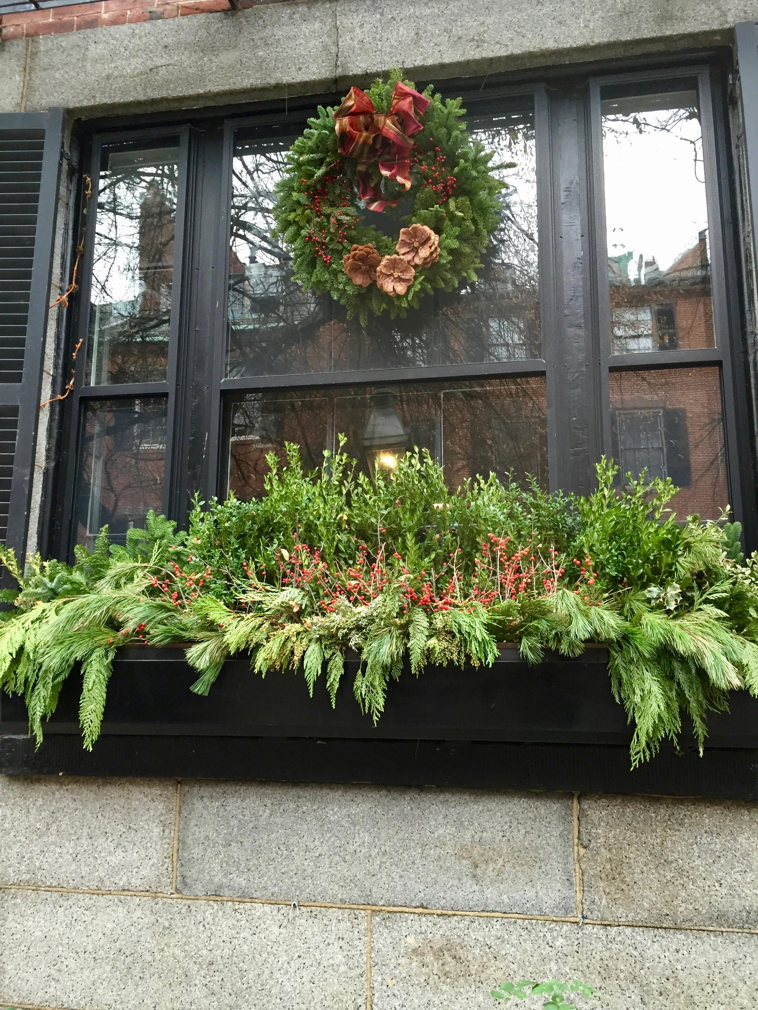 Christmas in Boston New England Fine Living