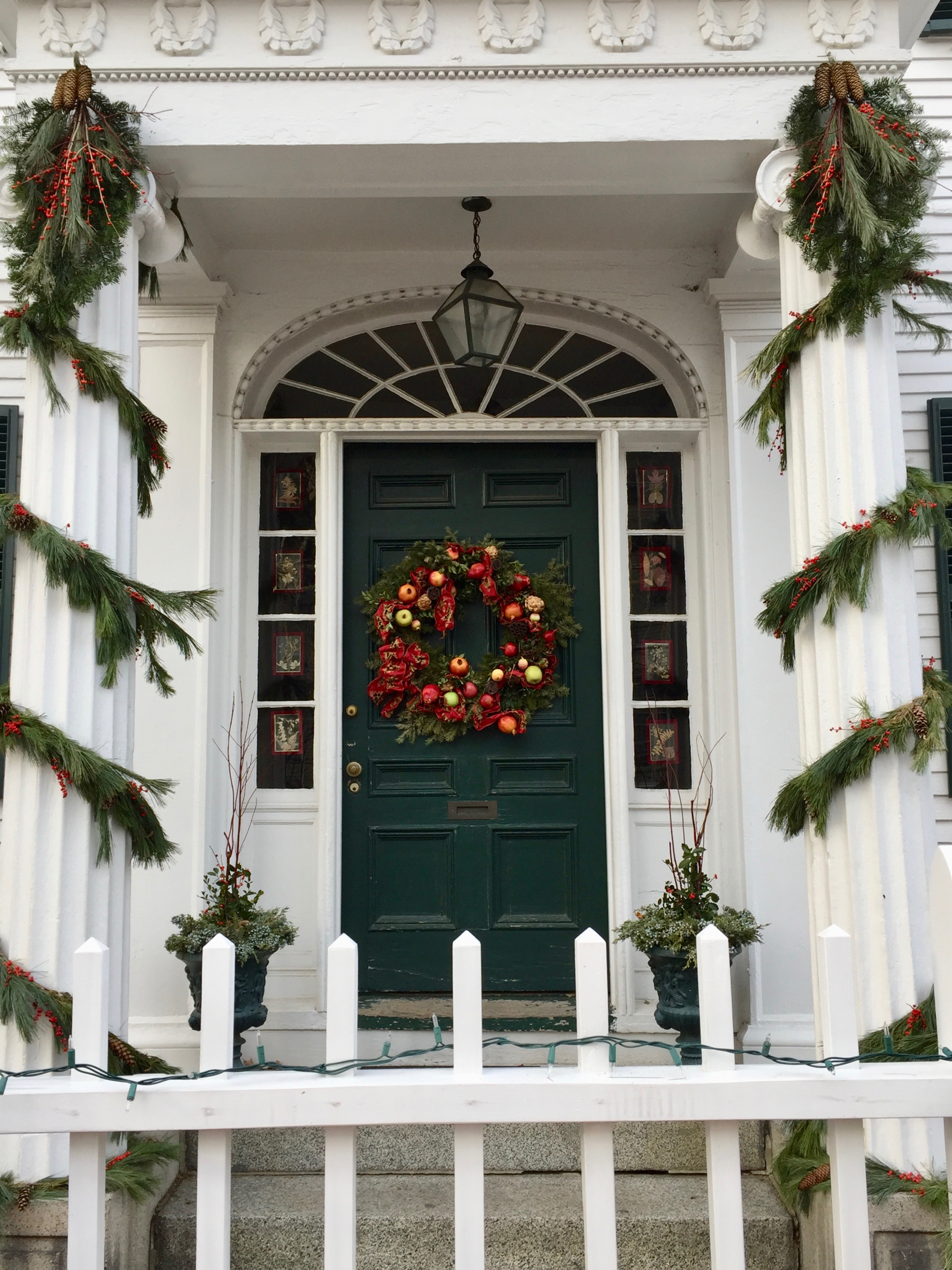Christmas Wreath ideas from New England - portsmouth nh 7.jpg