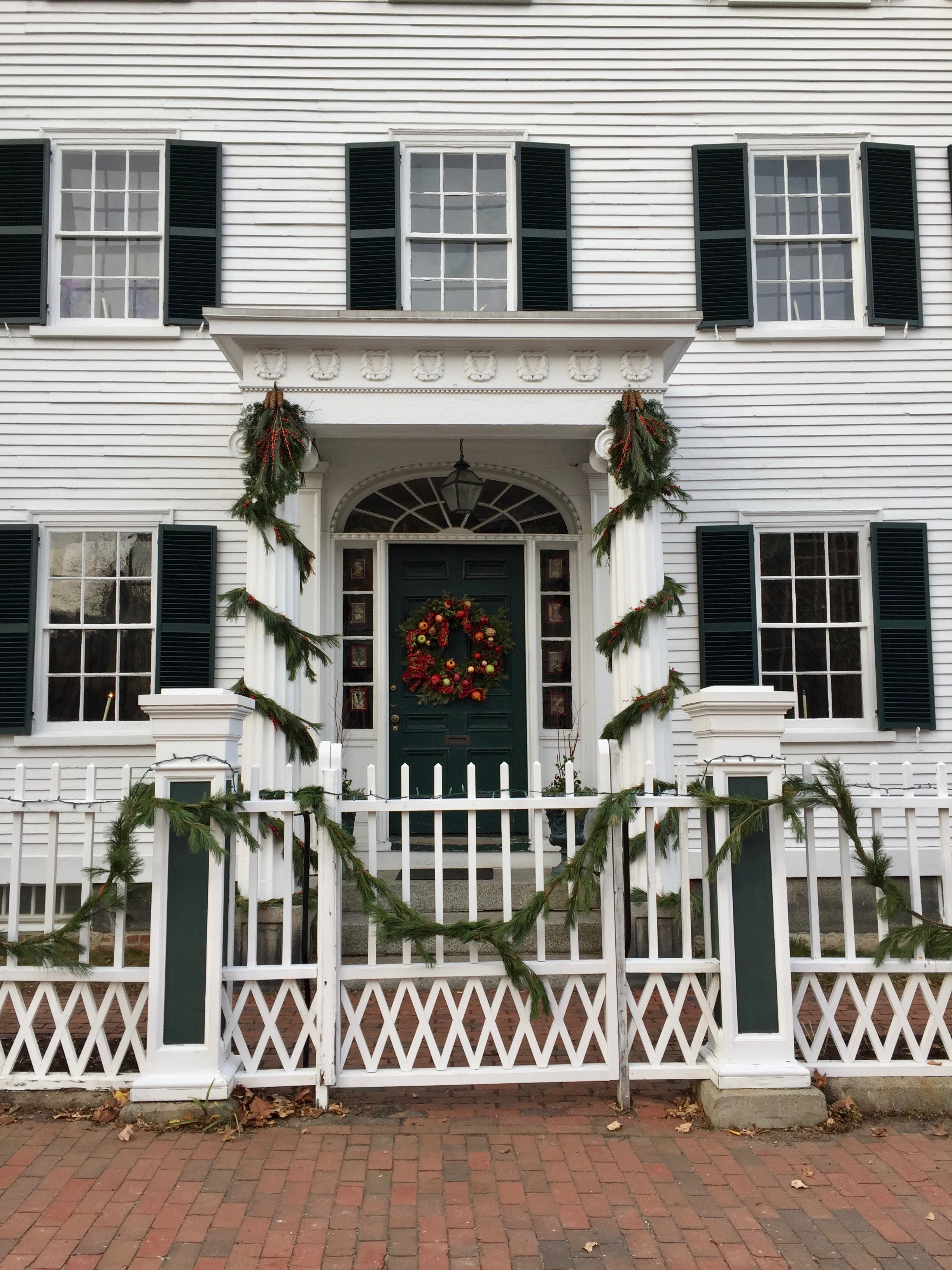 Christmas Wreath ideas from New England - portsmouth nh 6.jpg