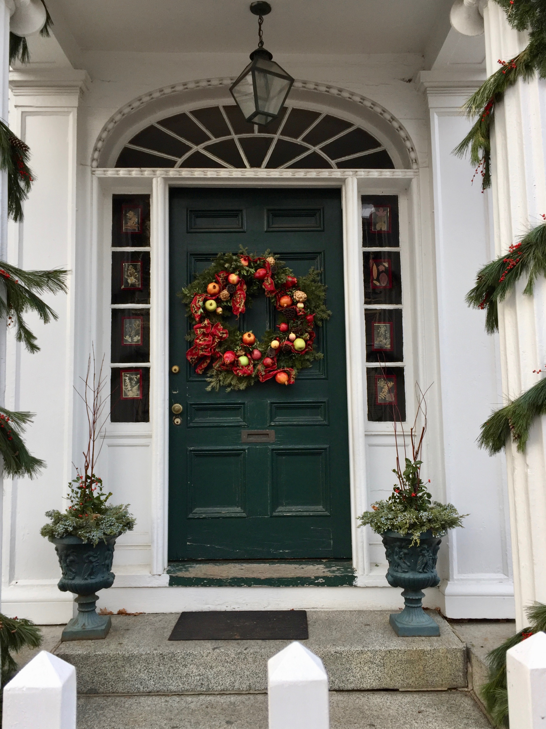 Christmas Wreath ideas from New England - portsmouth nh 9.jpg