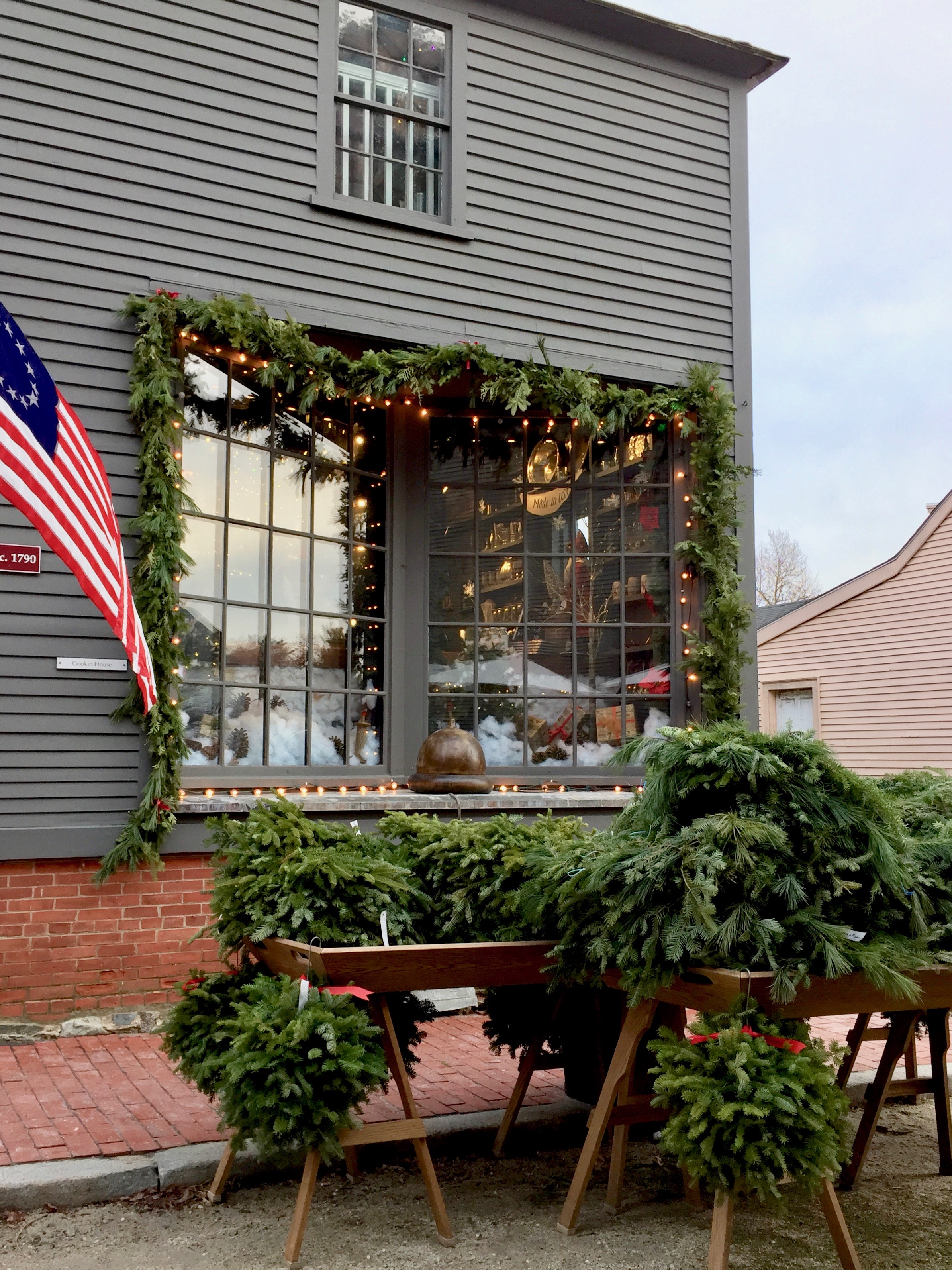 Portsmouth NH at Christmas Pickwick's Place New England Fine Living .jpg