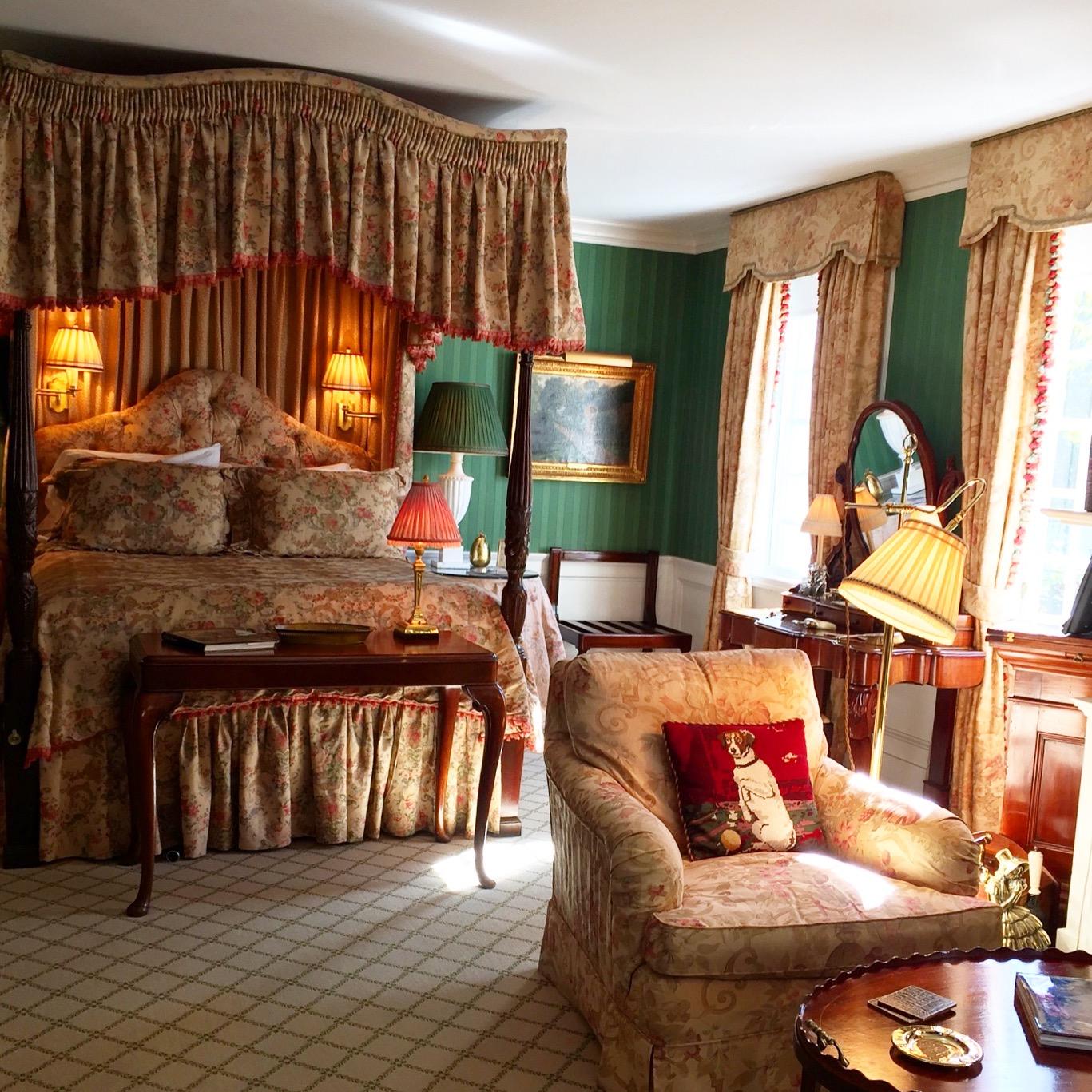 Charlotte Inn on Martha's Vineyard