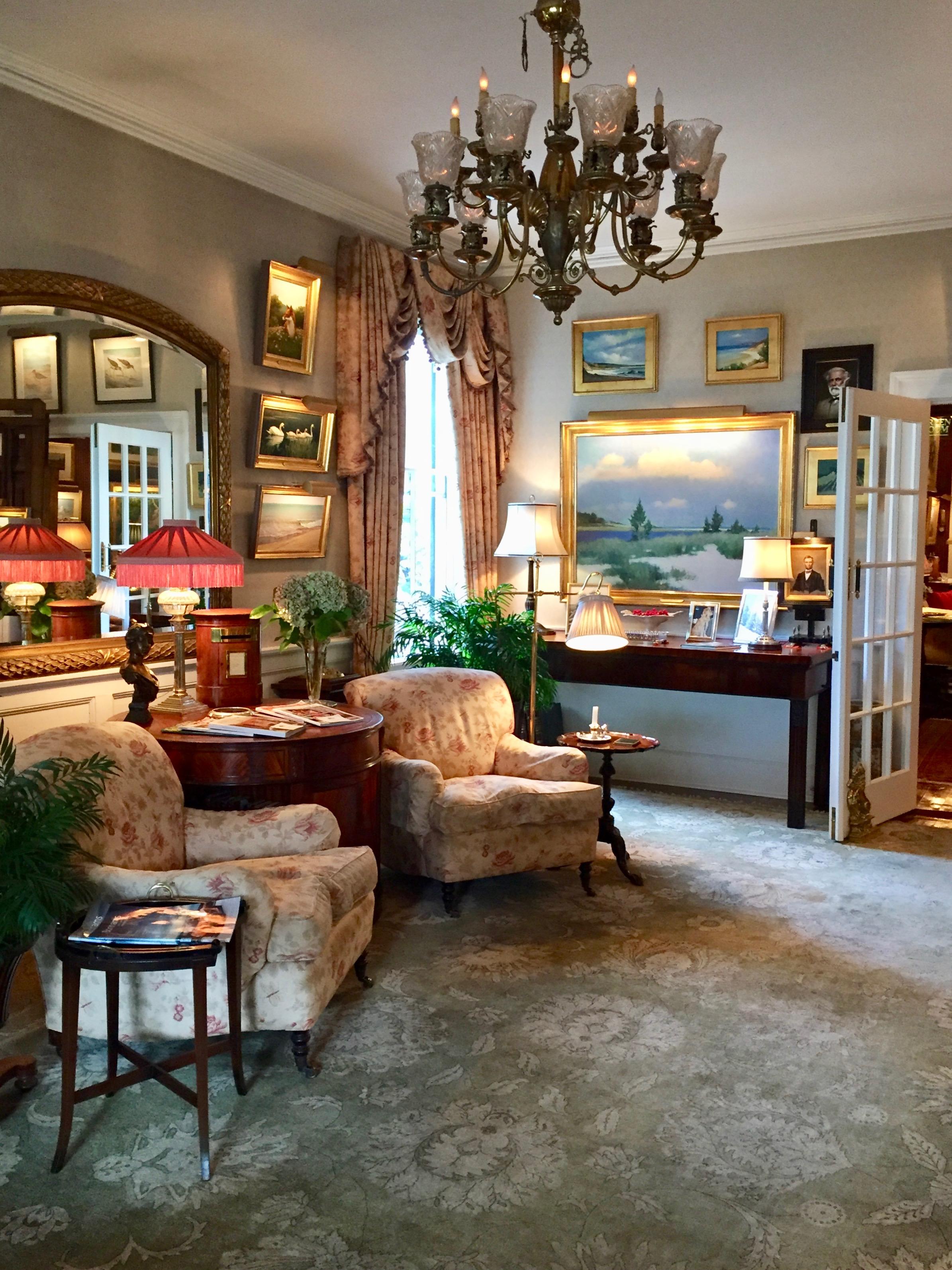 Charlotte Inn Marthas Vineyard New England Fine Living