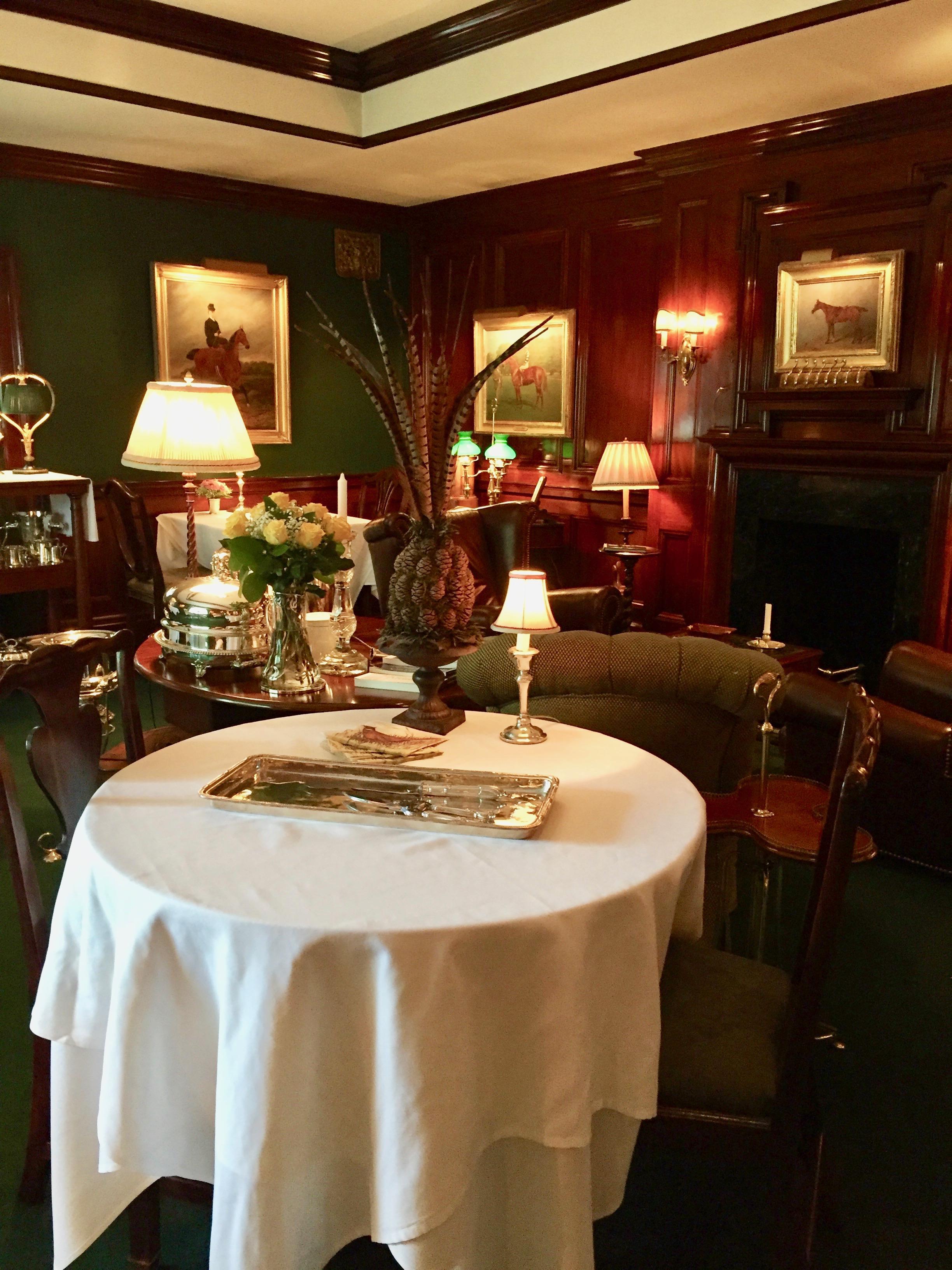 Charlotte Inn on Martha's Vineyard with New England Fine Living