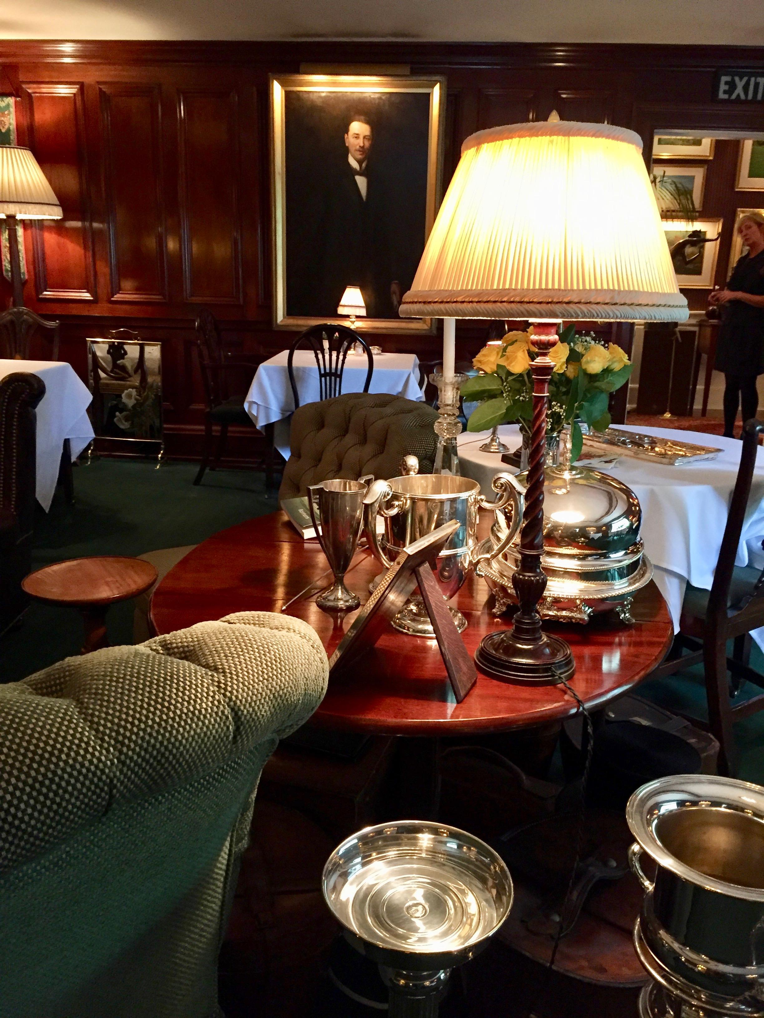 New England Fine Living visits the Charlotte Inn on Martha's Vineyard