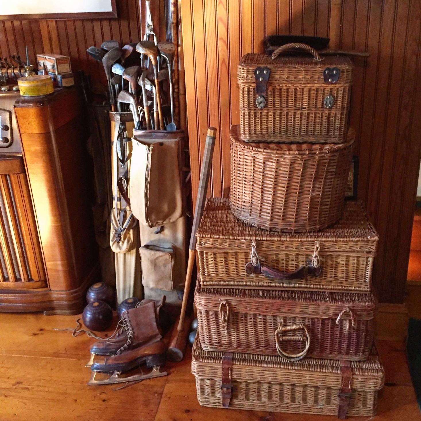 collections at the Charlotte Inn Edgartown Martha's Vineyard with New England Fine Living