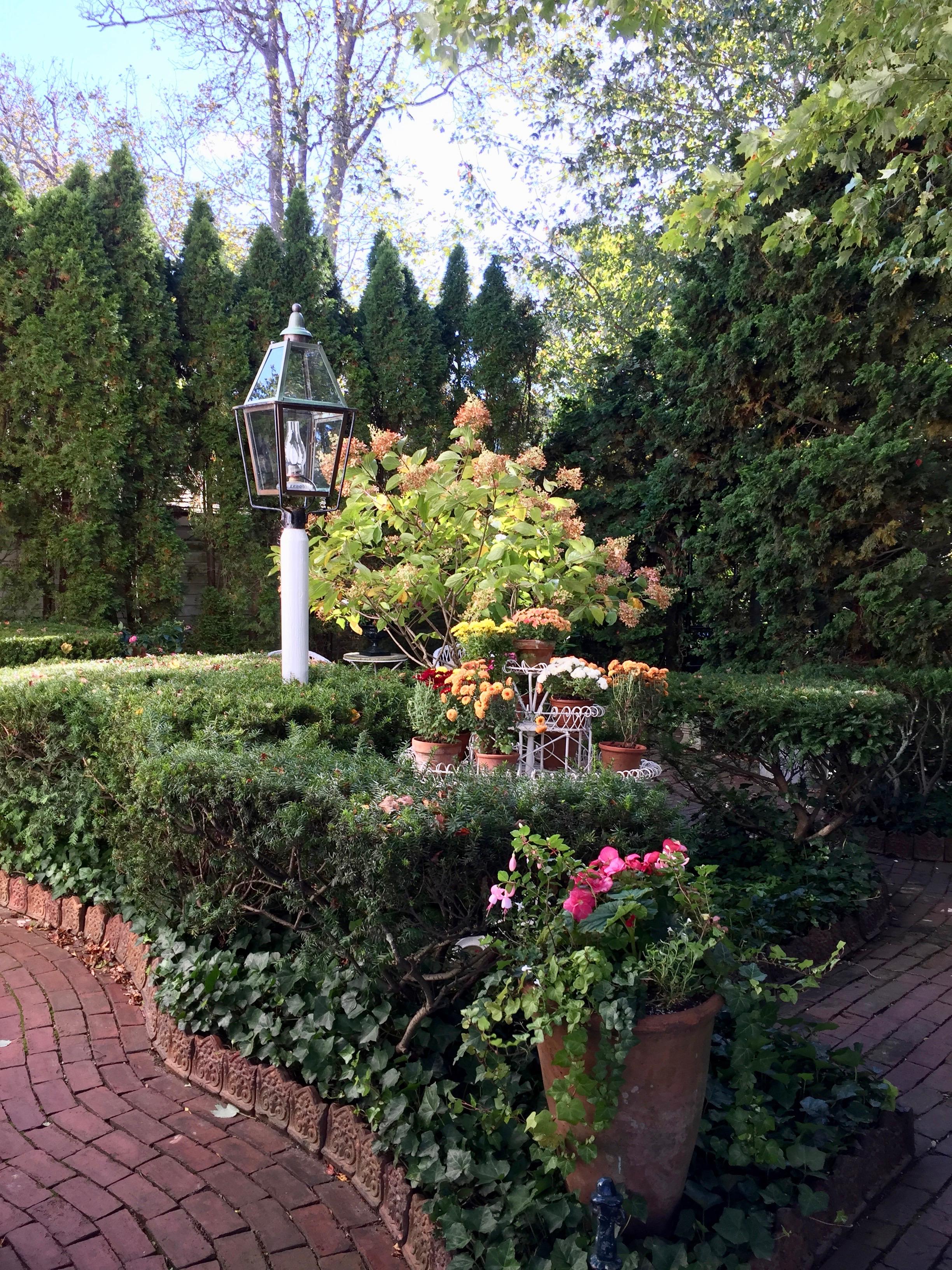 Charlotte Inn Martha's Vineyard New England Fine Living