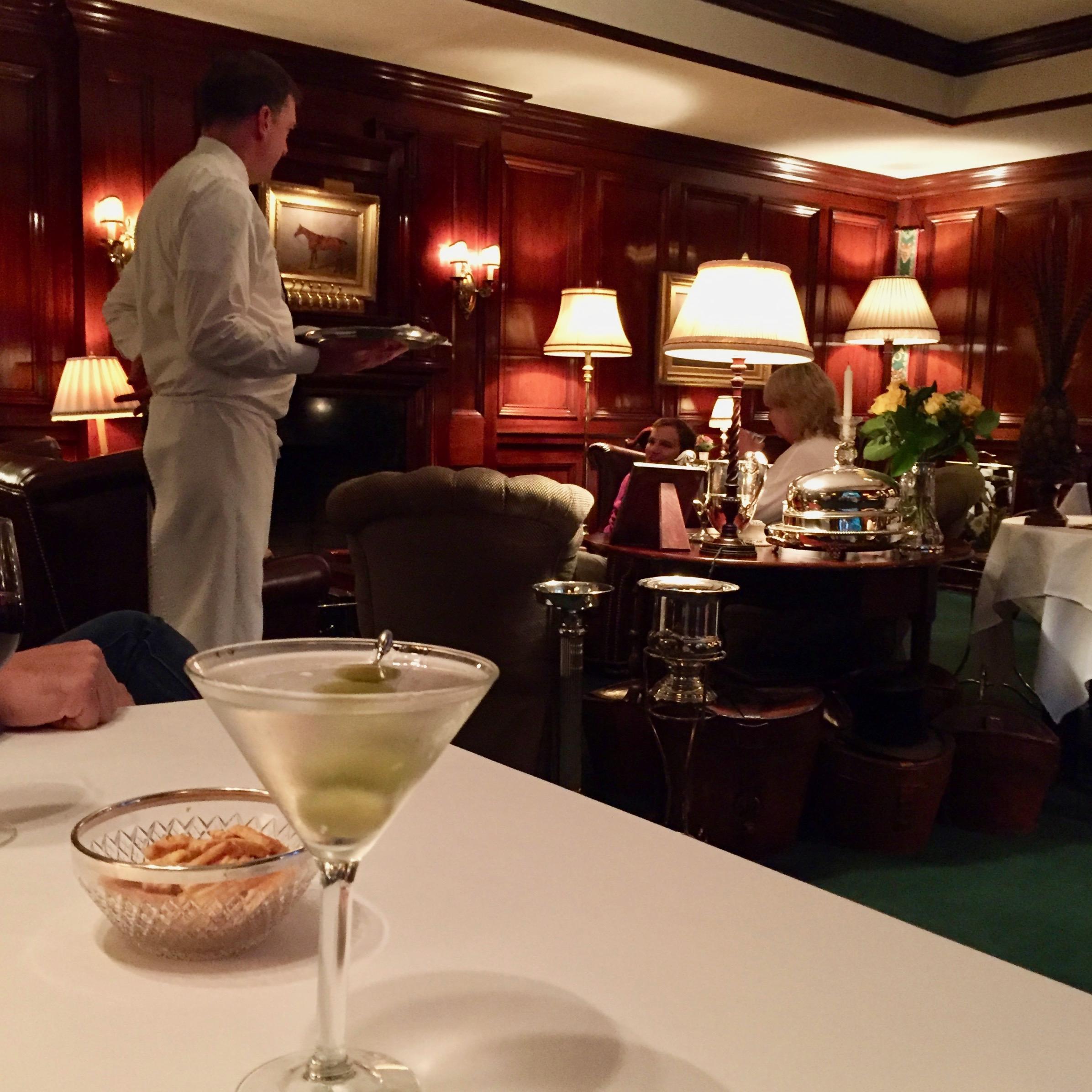 Butler at the Charlotte Inn