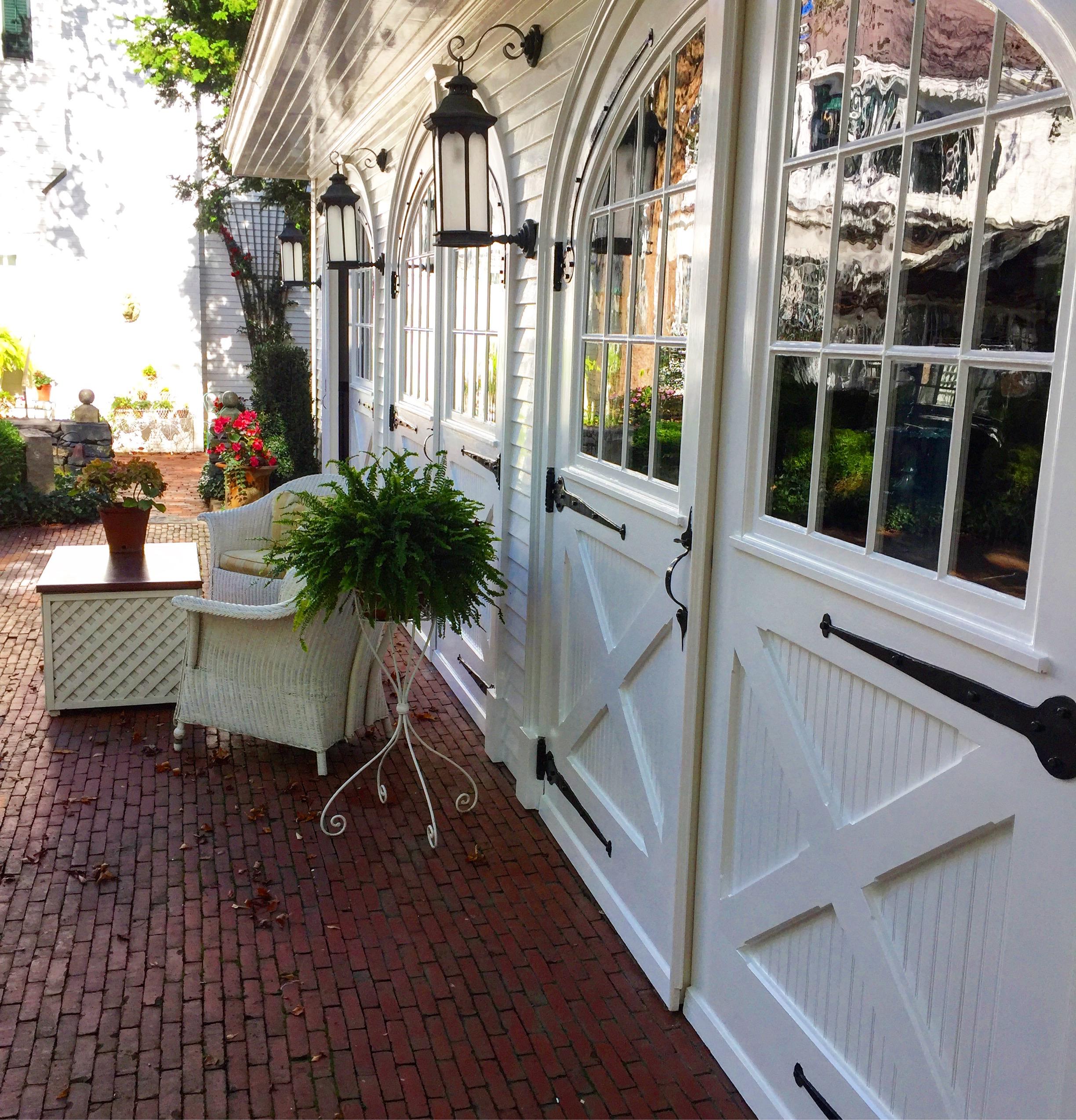 carriage house New England Fine Living