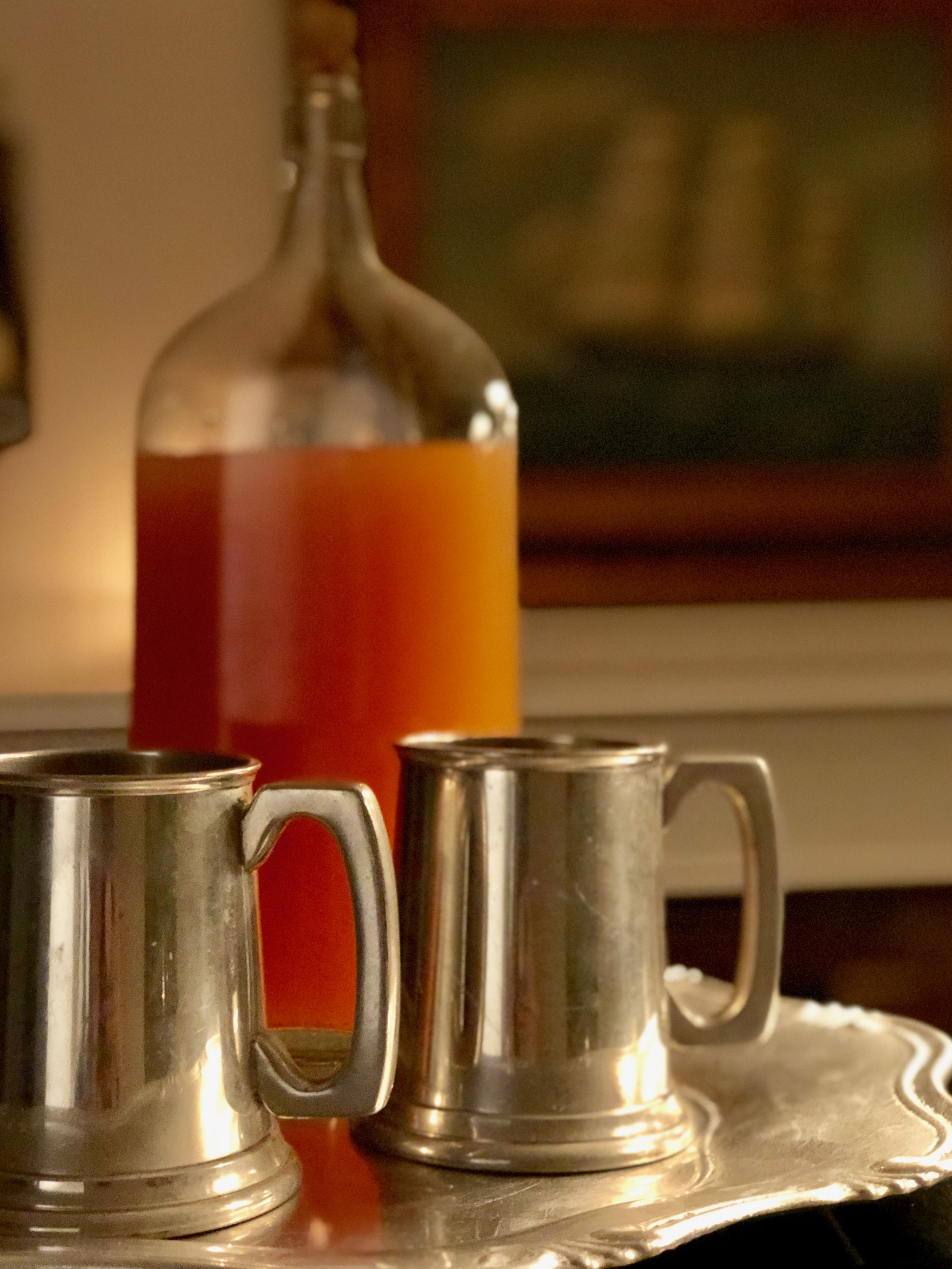 New England rum punch recipe