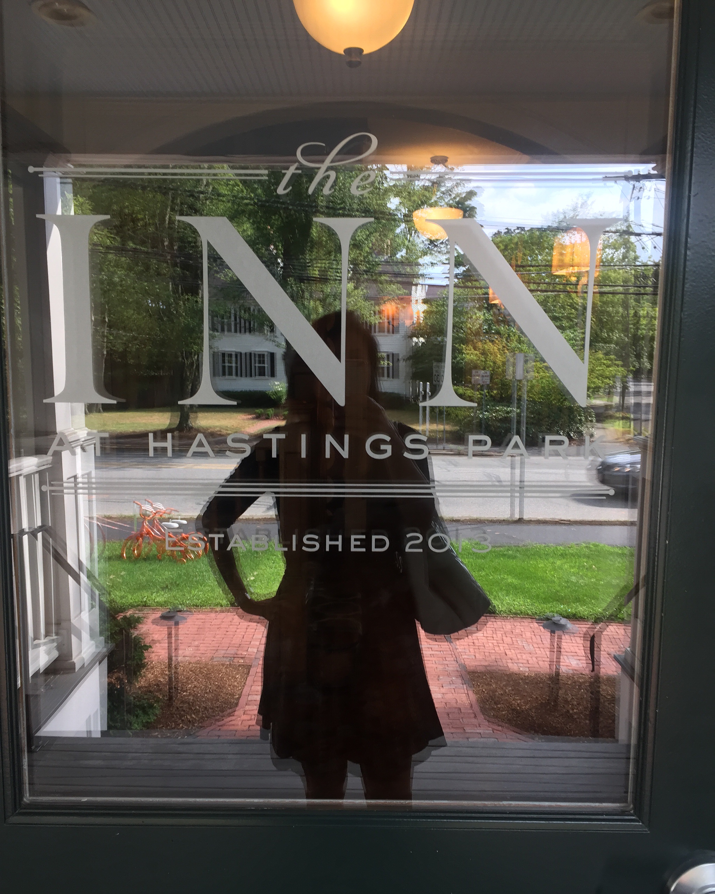 New England Fine Living visits the Inn at Hastings Park