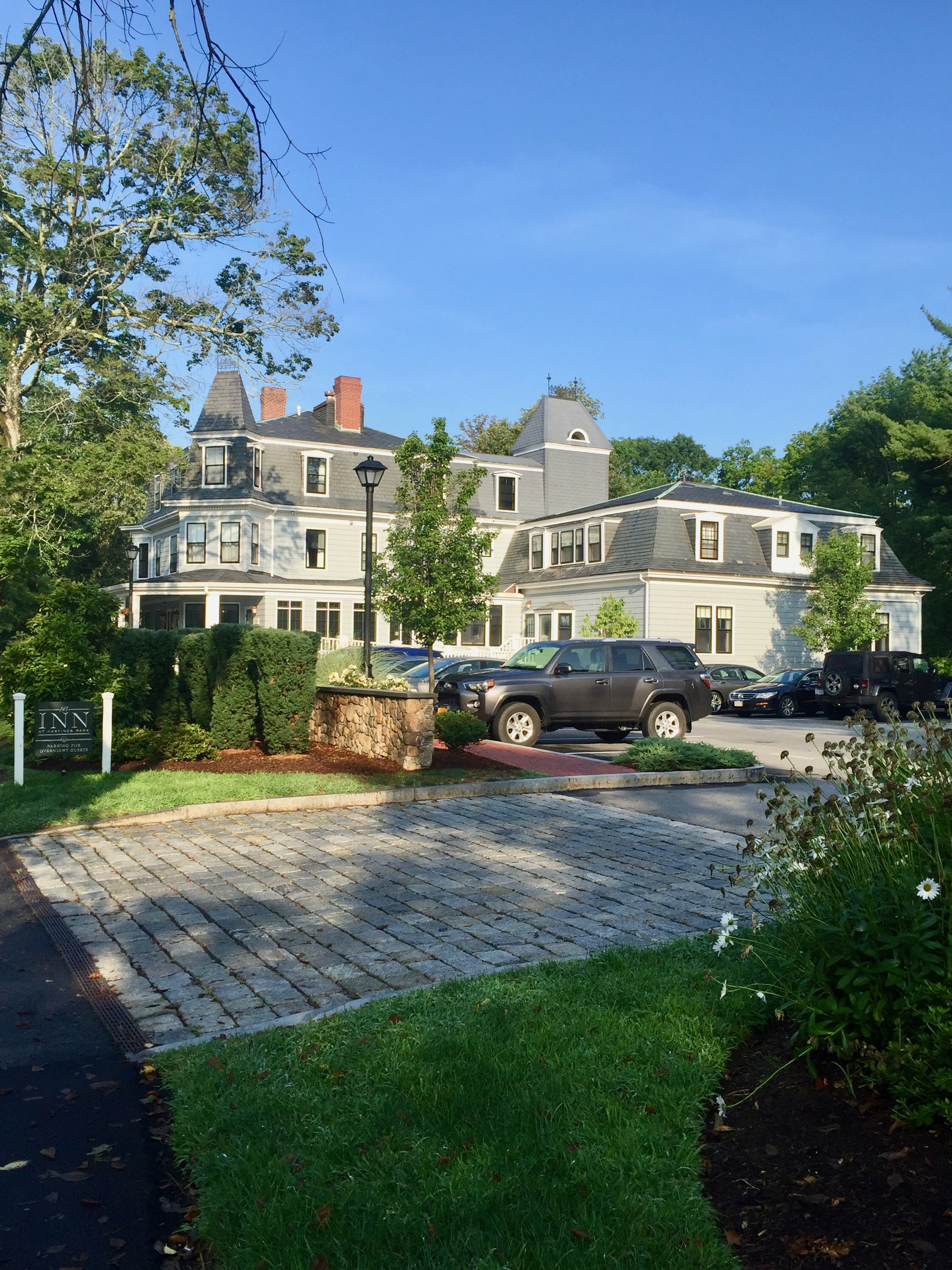 the inn at Hastings park Lexington ma luxury inn relais chateaux